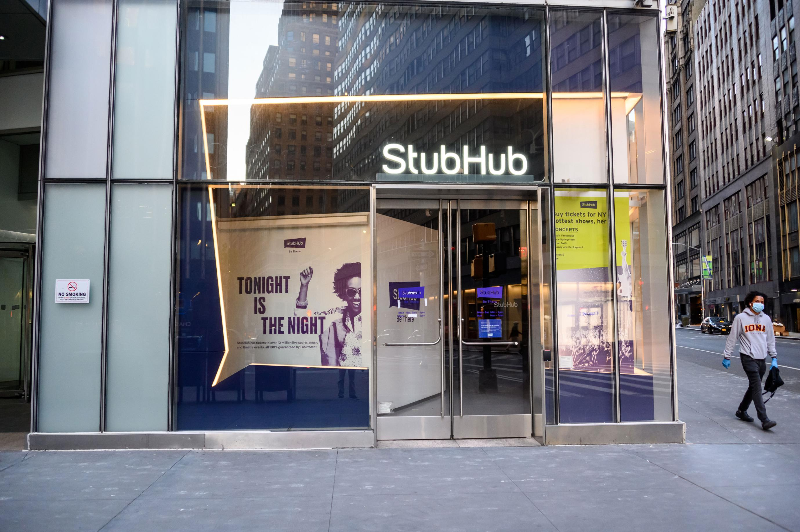 Viagogo's $4 billion purchase of Stubhub is in trouble