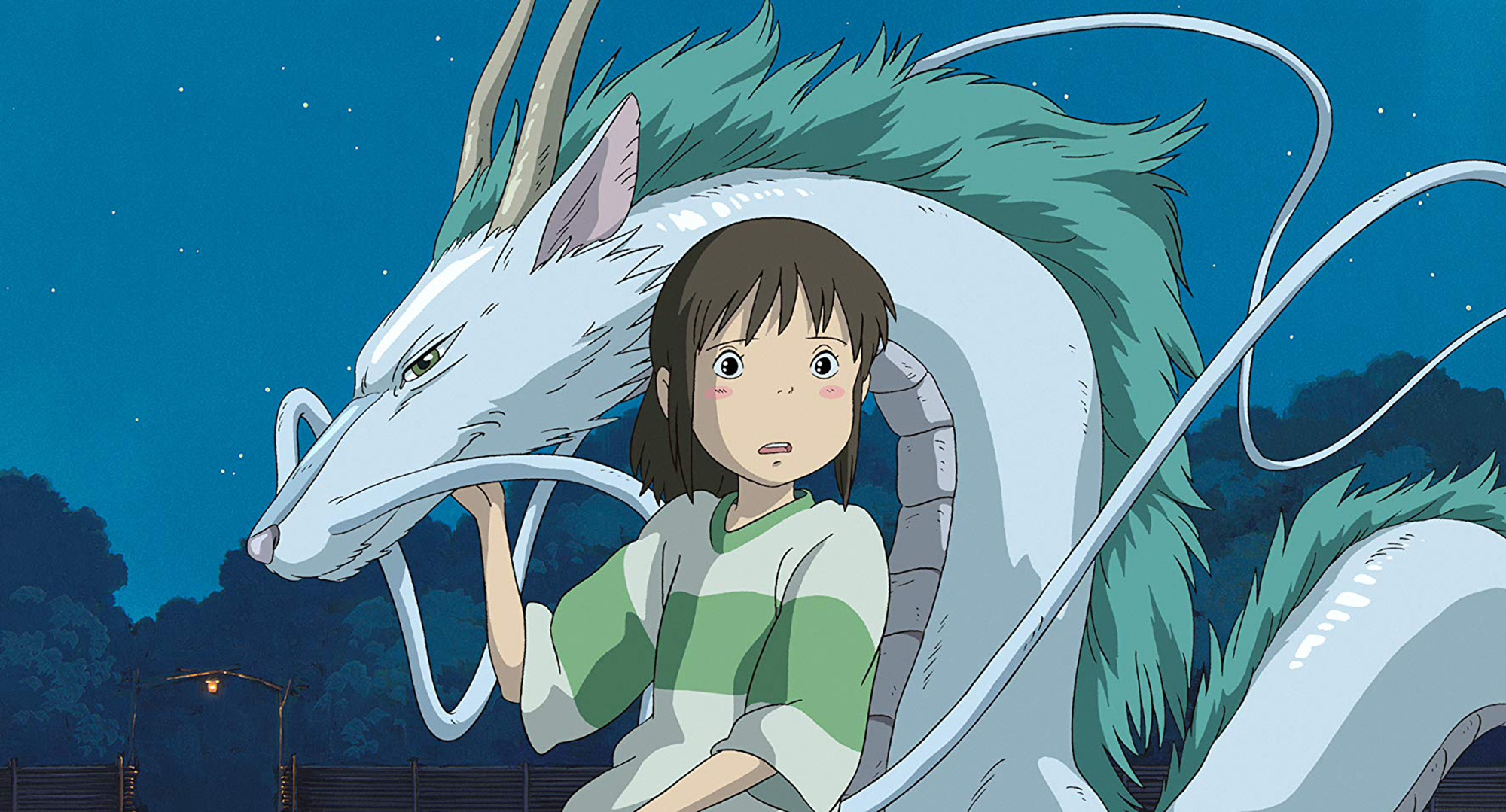 Studio Ghibli films are coming to Netflix, but not in North America or Japan