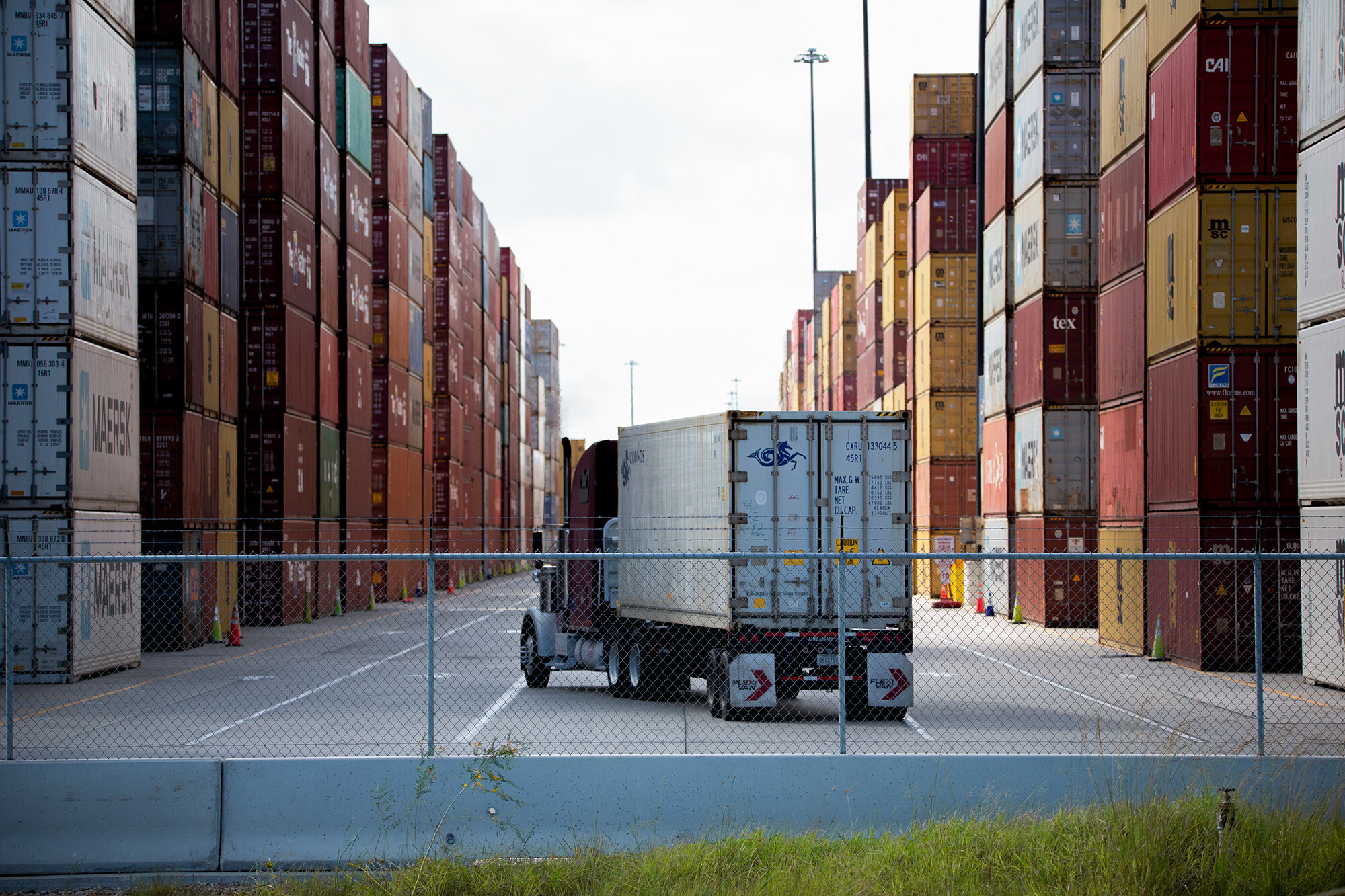 Supply chain stress is intensifying and showing no signs of fading, Moody's Analytics says