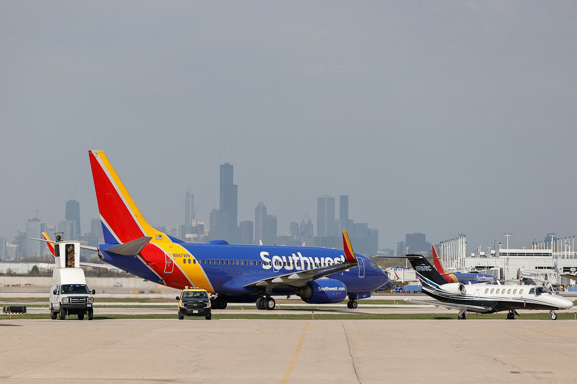 Flying on Southwest has been awful. The company has a fix: Fewer flights