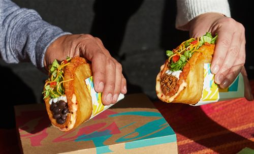 Image for Taco Bell is bringing back a fan favorite after a five-year hiatus