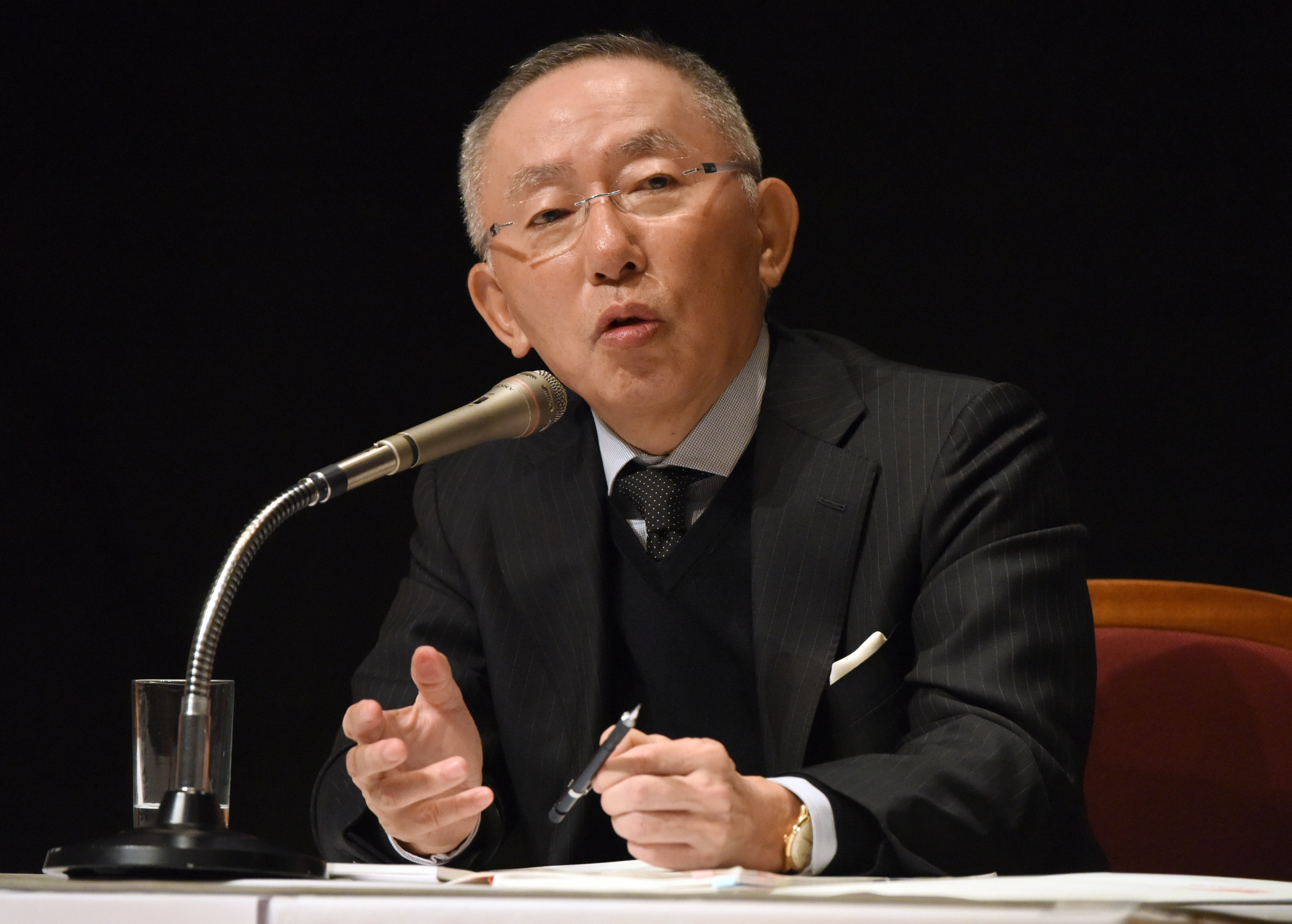 Japan's richest man fears Brexit could turn UK into 'sick man of Europe'