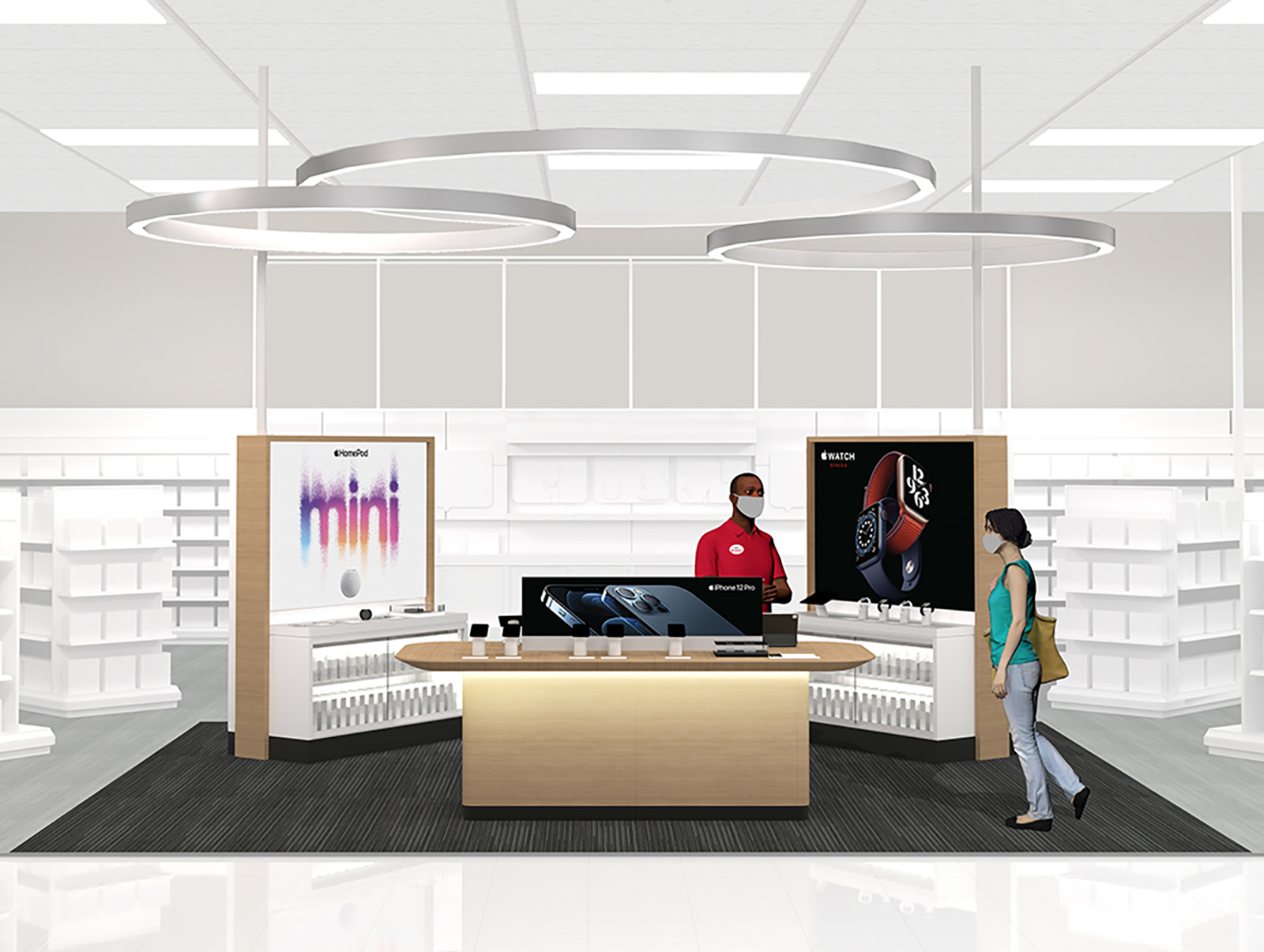 Apple mini stores are coming to some Targets