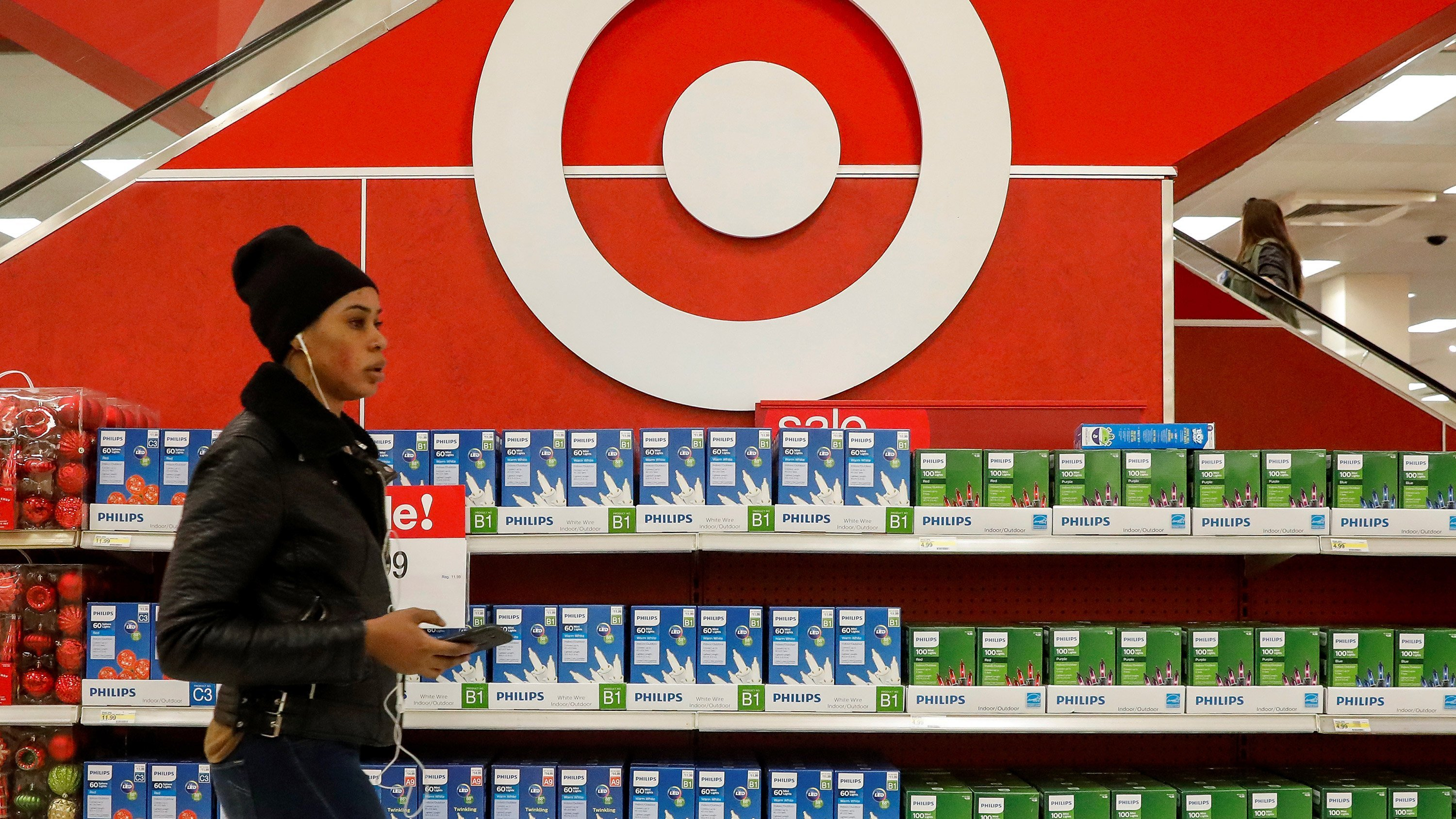 Target is one of the hottest stocks of 2019