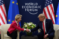 Trump zeroes in on his next trade target: Europe