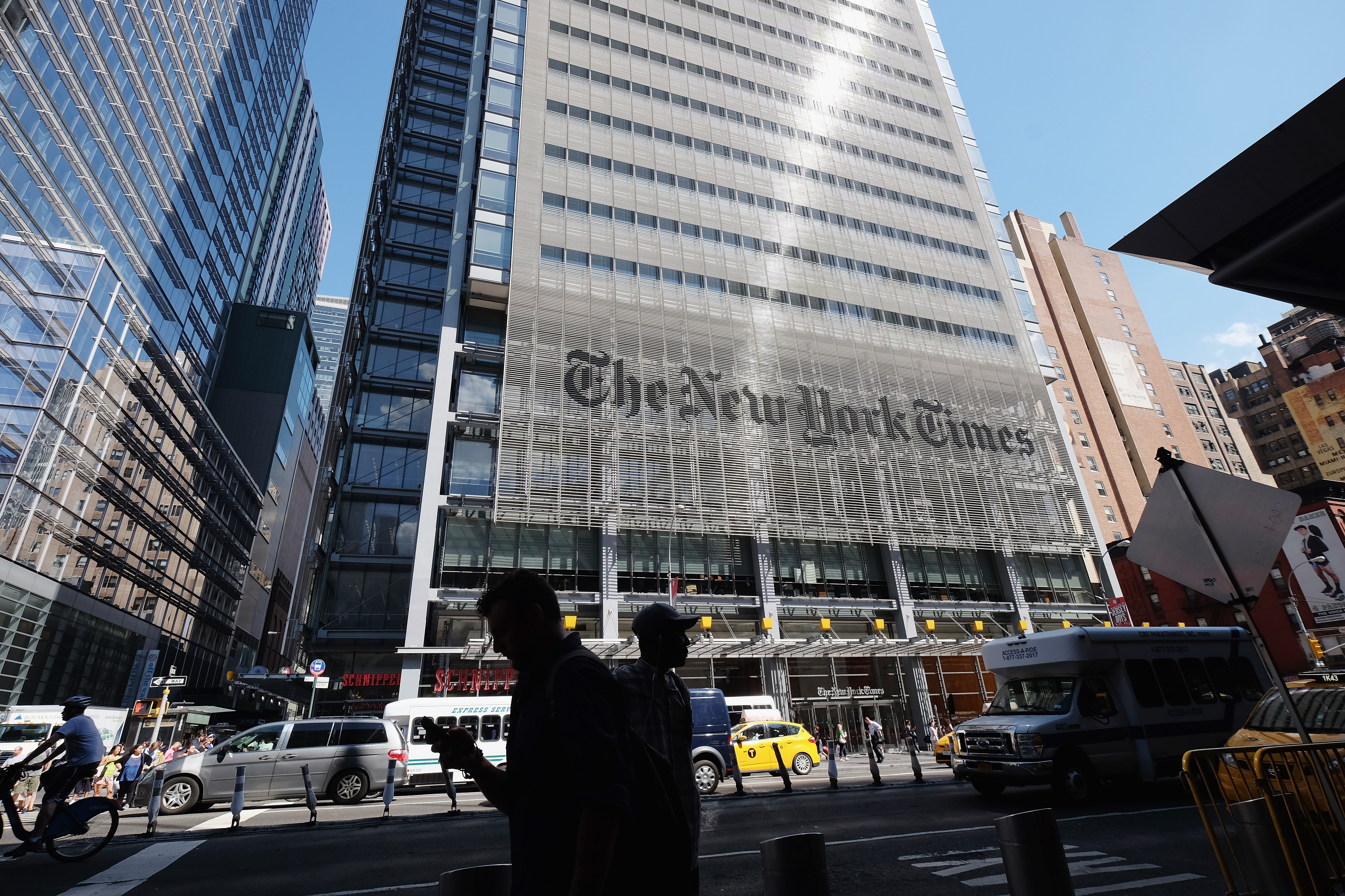 Trump campaign files libel lawsuit against The New York Times over 2019 opinion piece on Russia