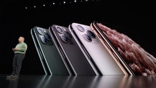 Image for The new iPhone is betting almost everything on its camera. But will it be enough?