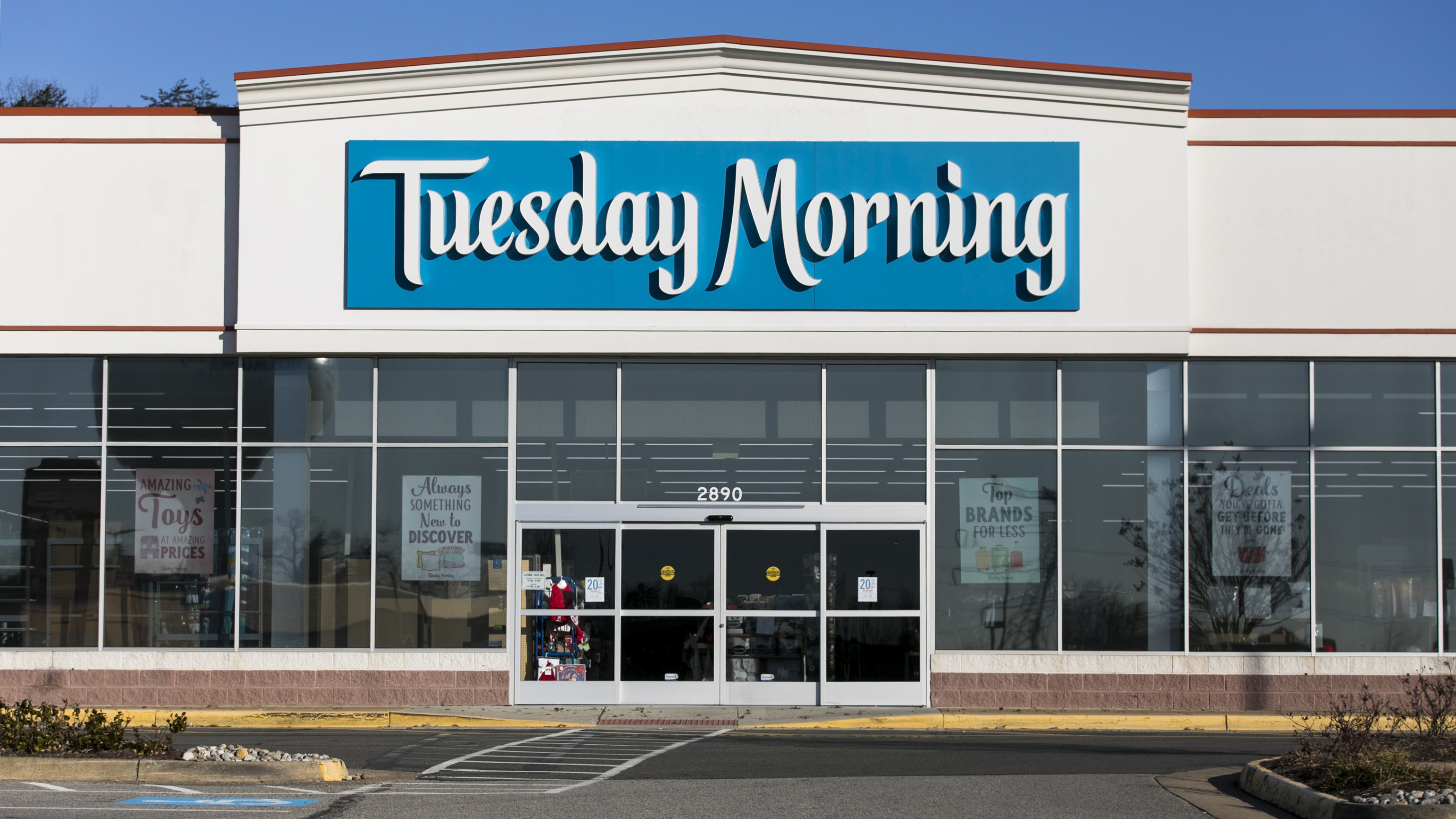 Tuesday Morning files for bankruptcy and will close 230 stores