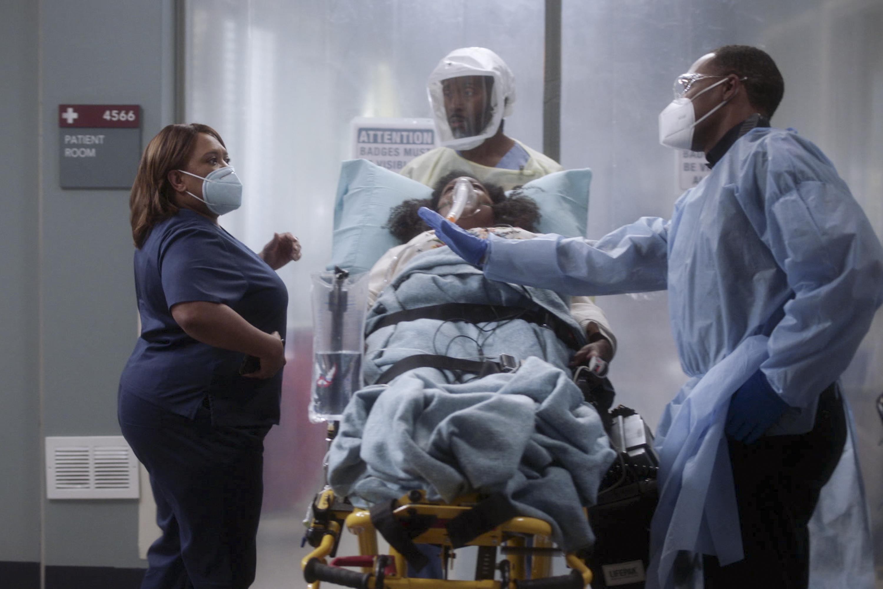 Some TV shows are telling stories about the pandemic. Some viewers wish they wouldn't