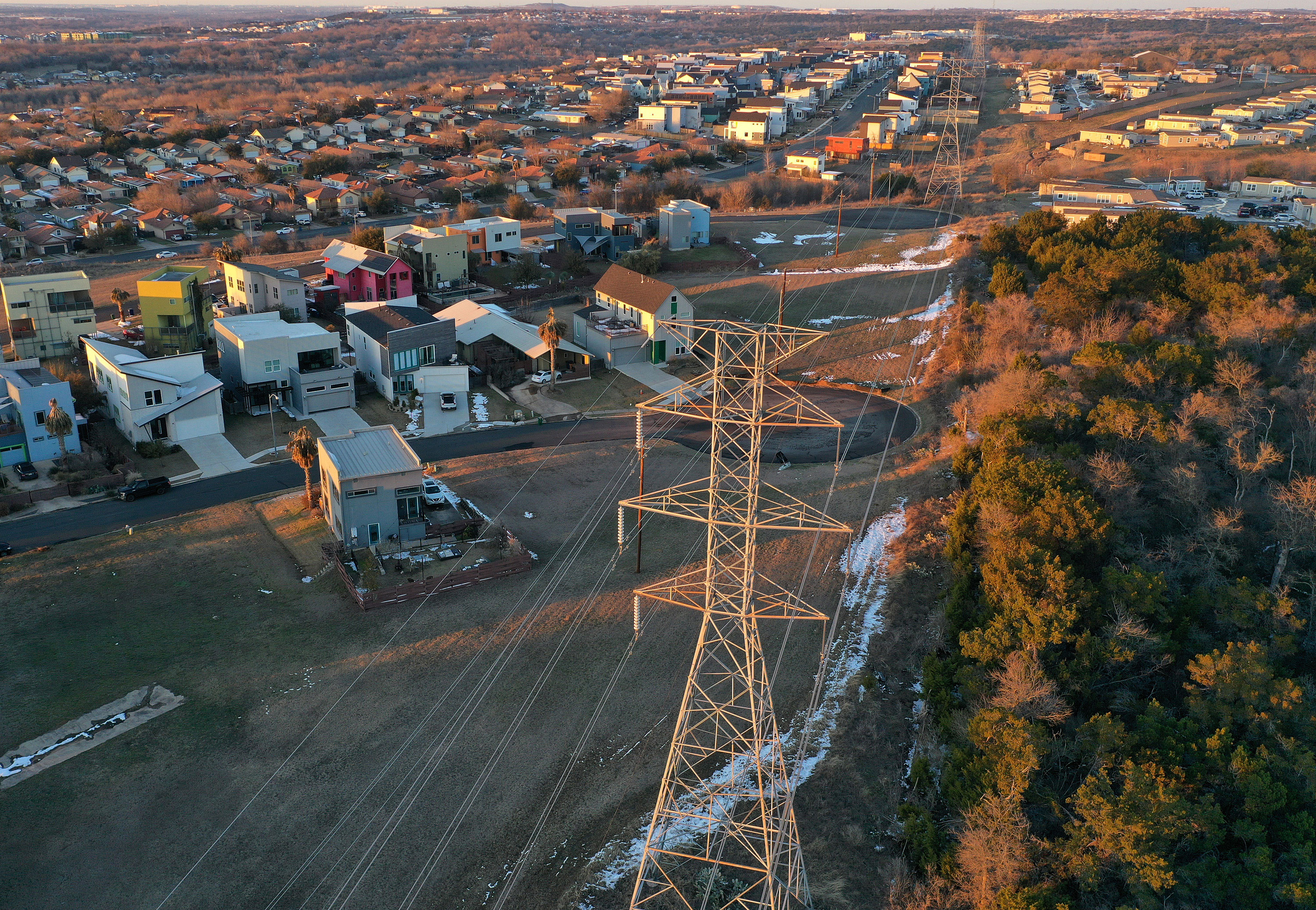 Texas officials are investigating outrageous energy bills in storm price surge