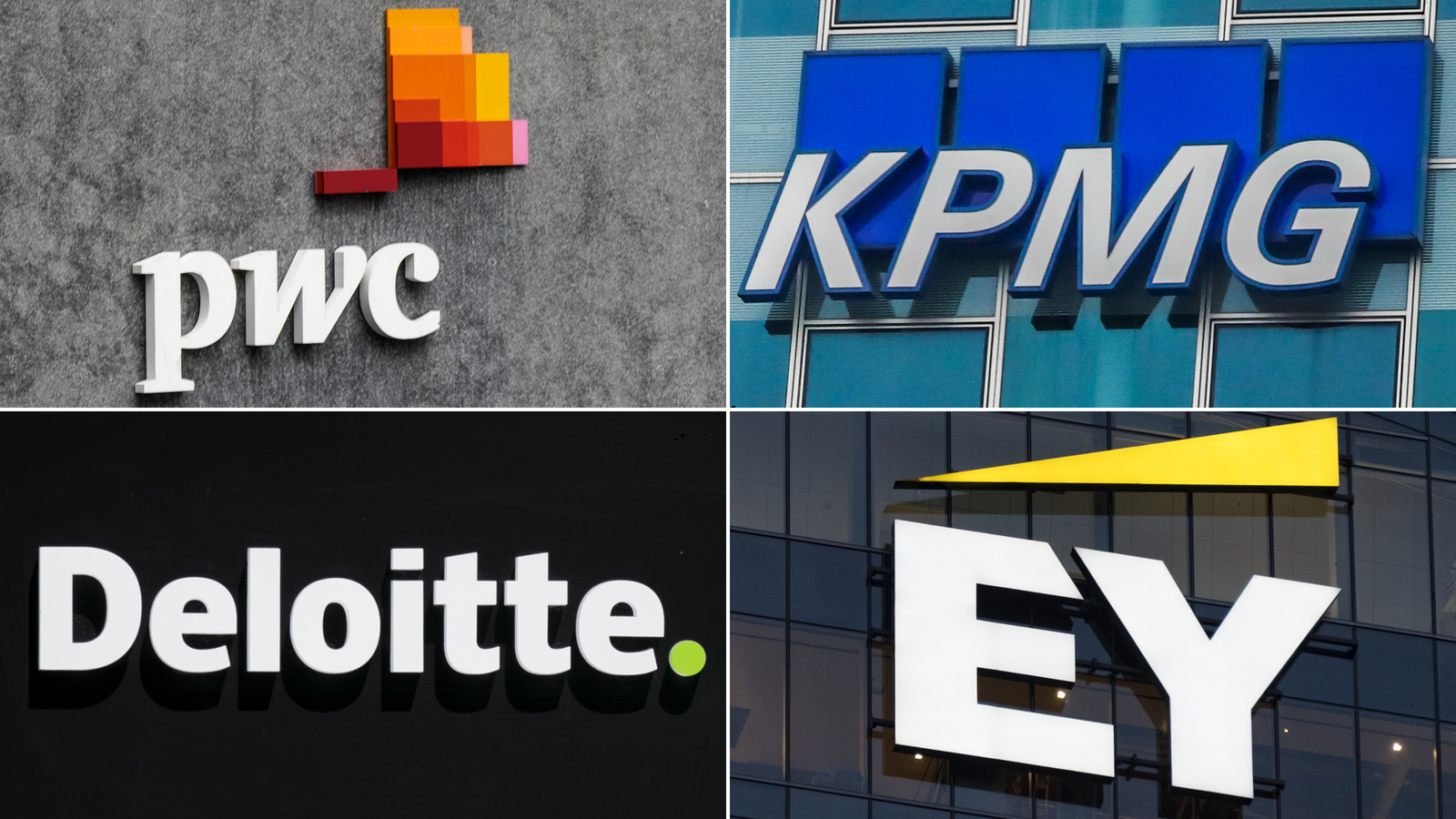 The Big 4 audit firms keep failing. Now they're being forced to change