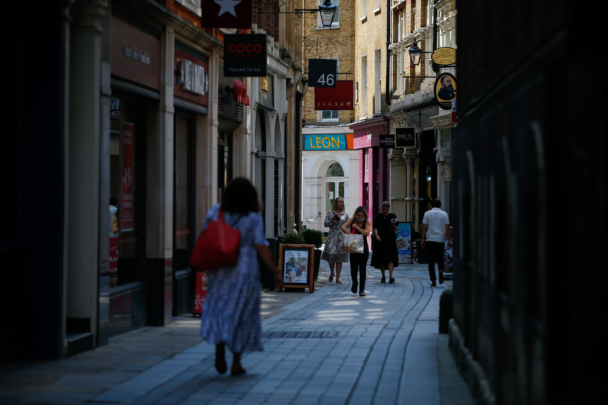 Worker shortage is forcing UK businesses to close as Covid cases spike