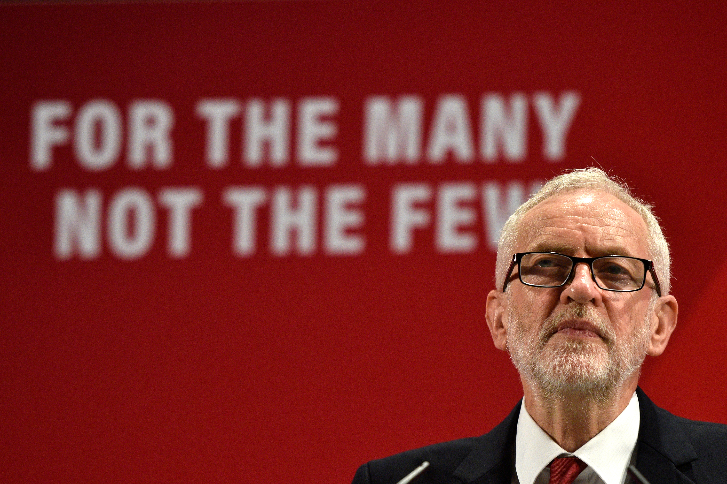 Jeremy Corbyn will nationalize UK utilities in 100 days. 'Simply huge' changes loom if Labour wins the election