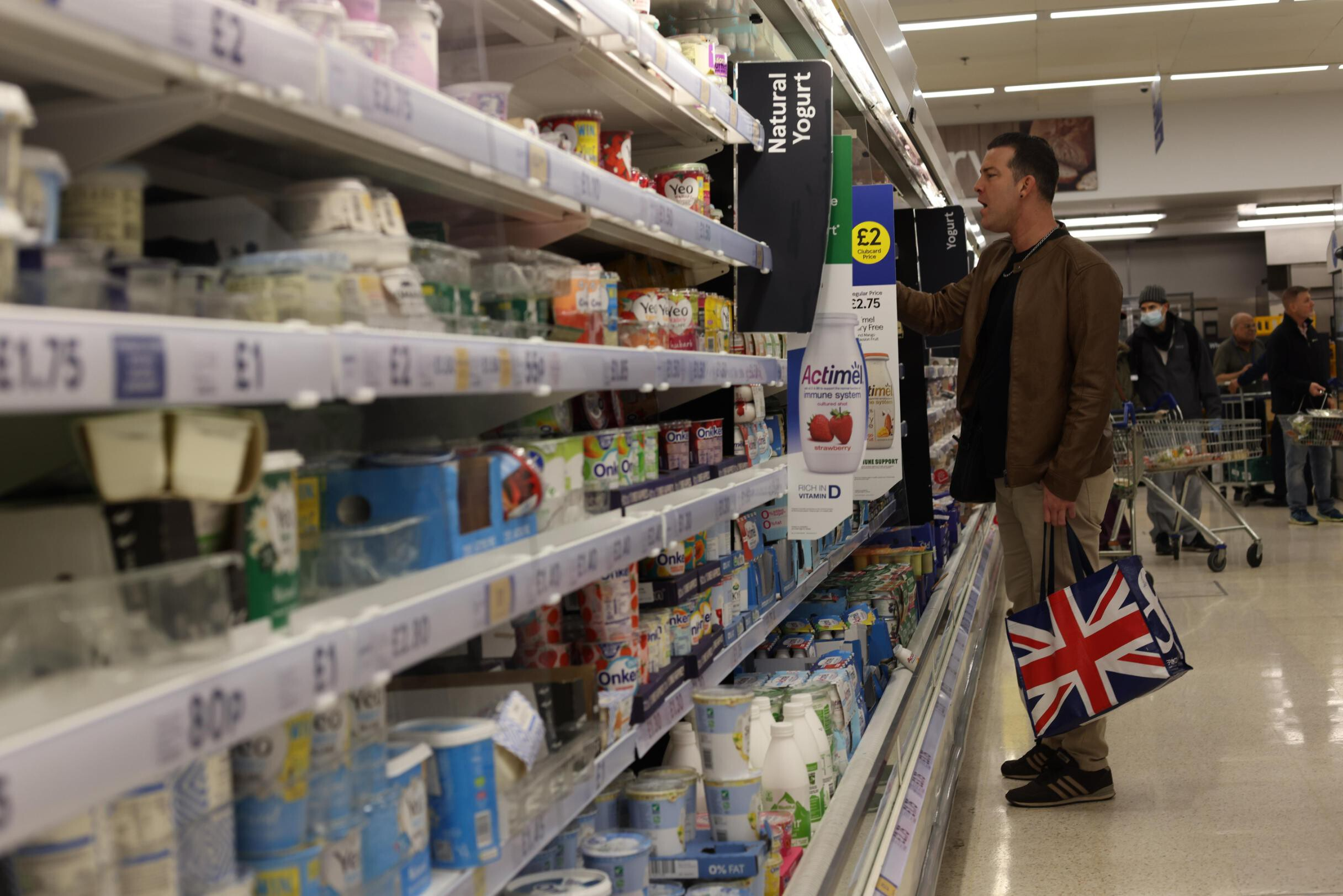 Bank of England official warns inflation could top 5% as UK economy slows