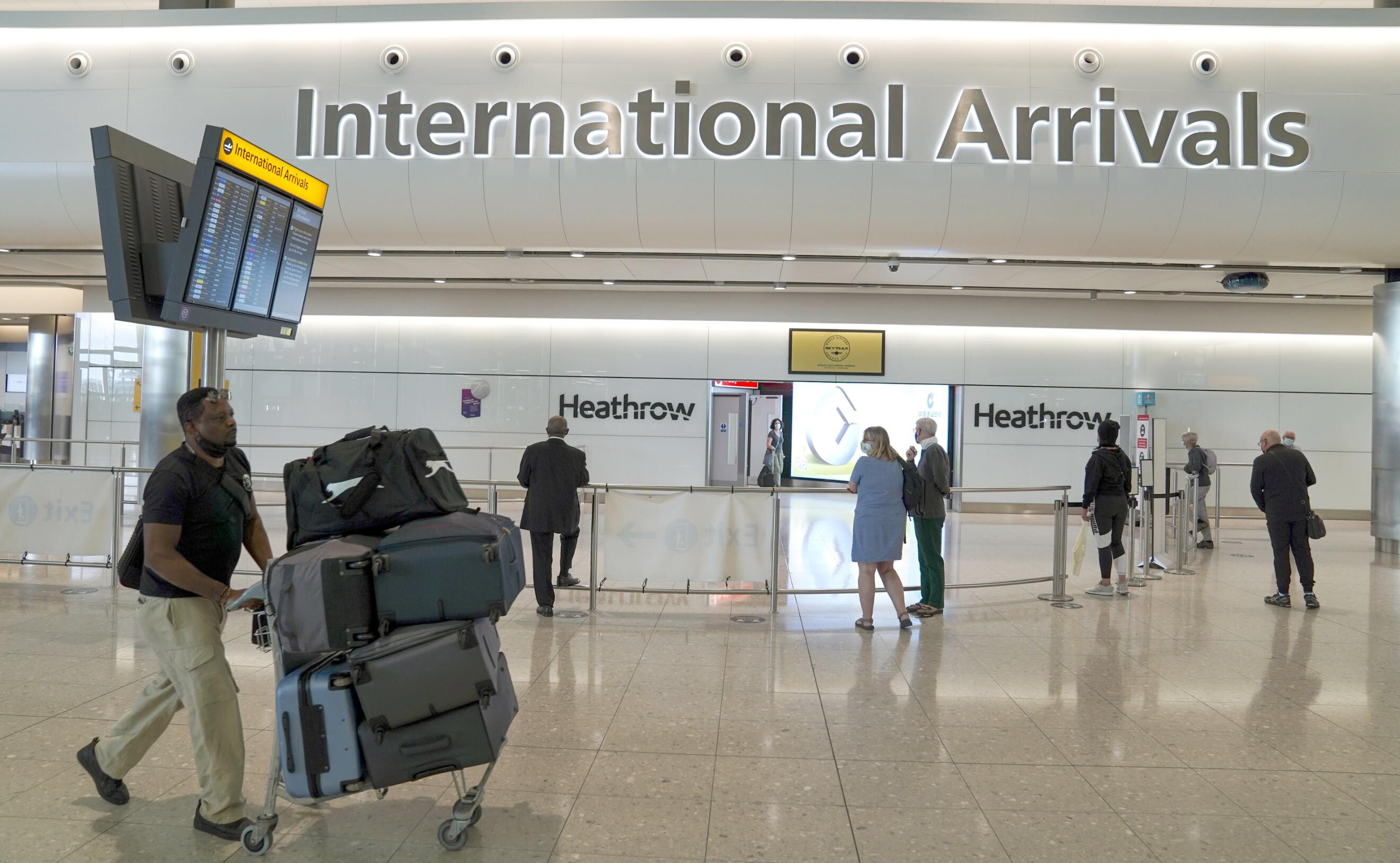 Britain was a world leader in travel. Not anymore