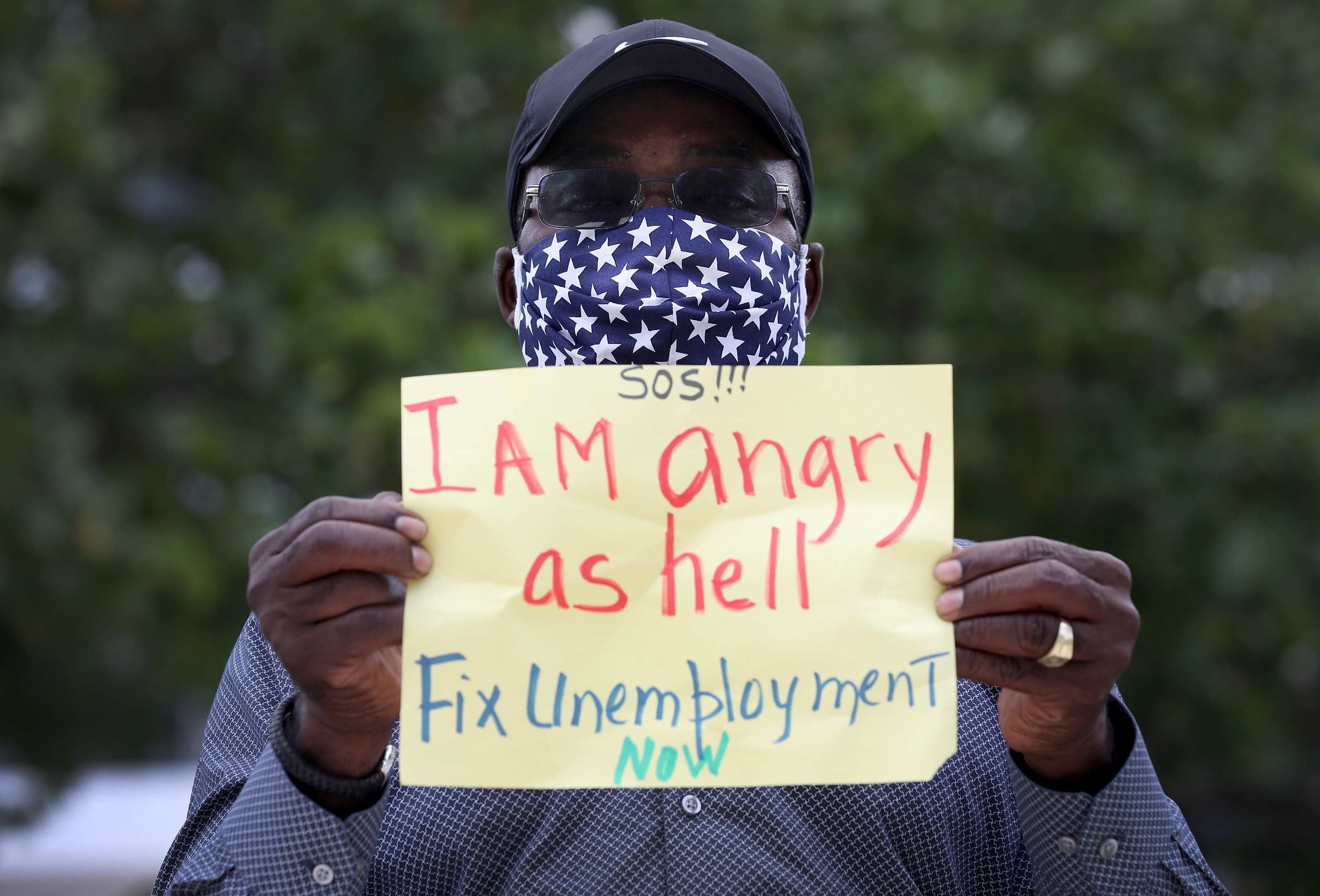 Nearly 43 million Americans have filed for unemployment benefits during the pandemic