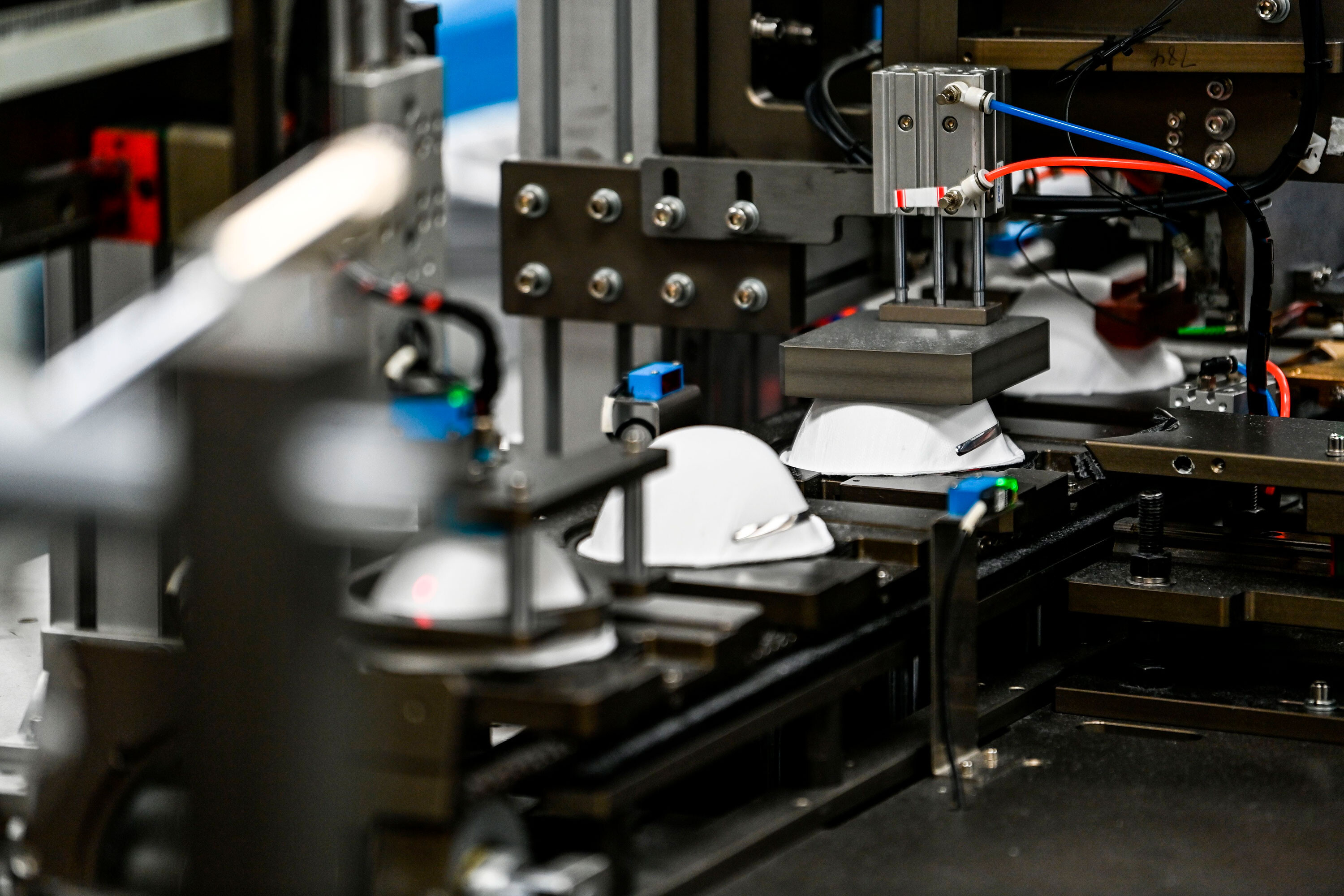 US mask makers say they are being clobbered by cheaper competition from China