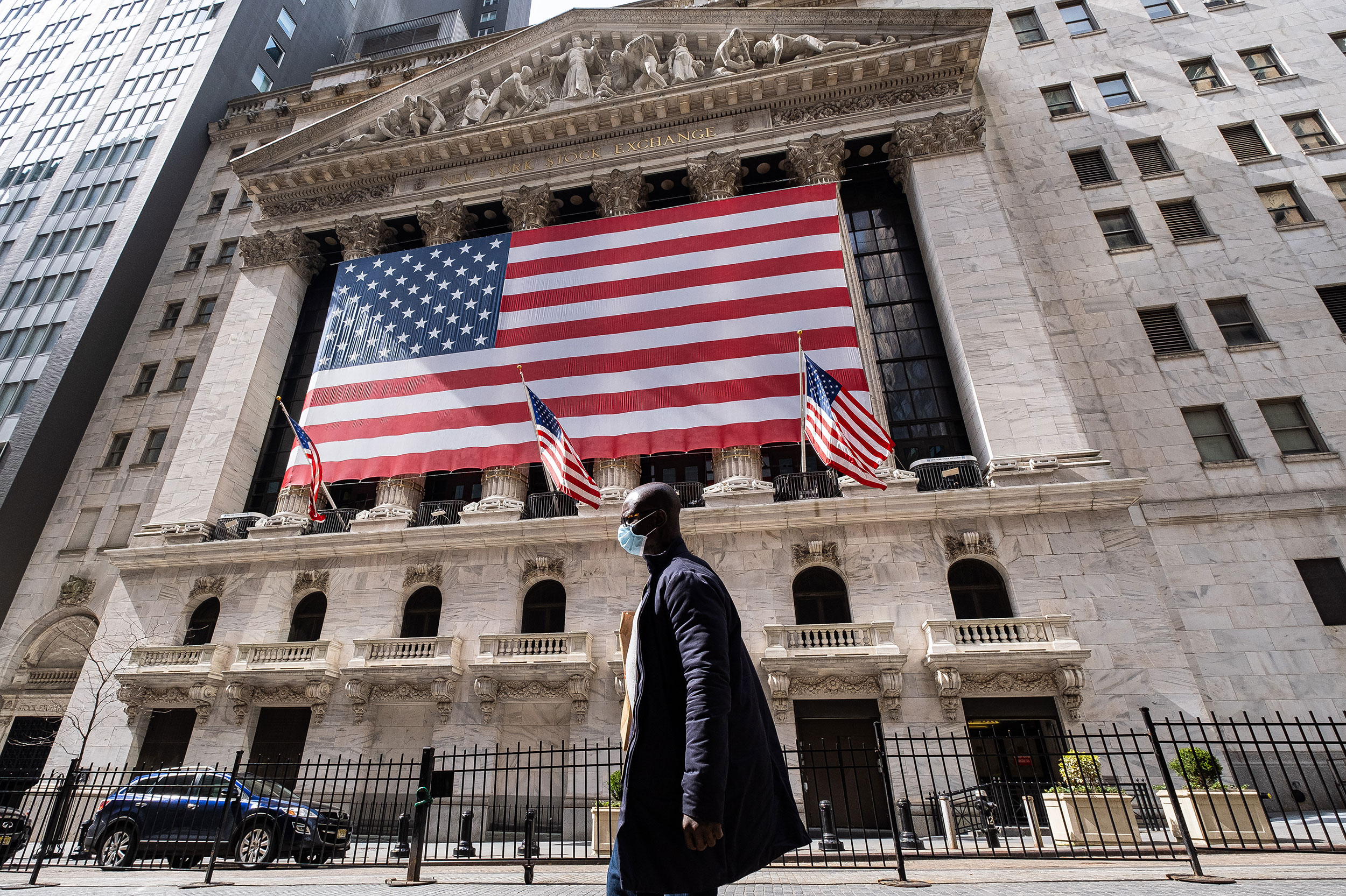 Market rally continues after Fed announces new economic support: April 9, 2020
