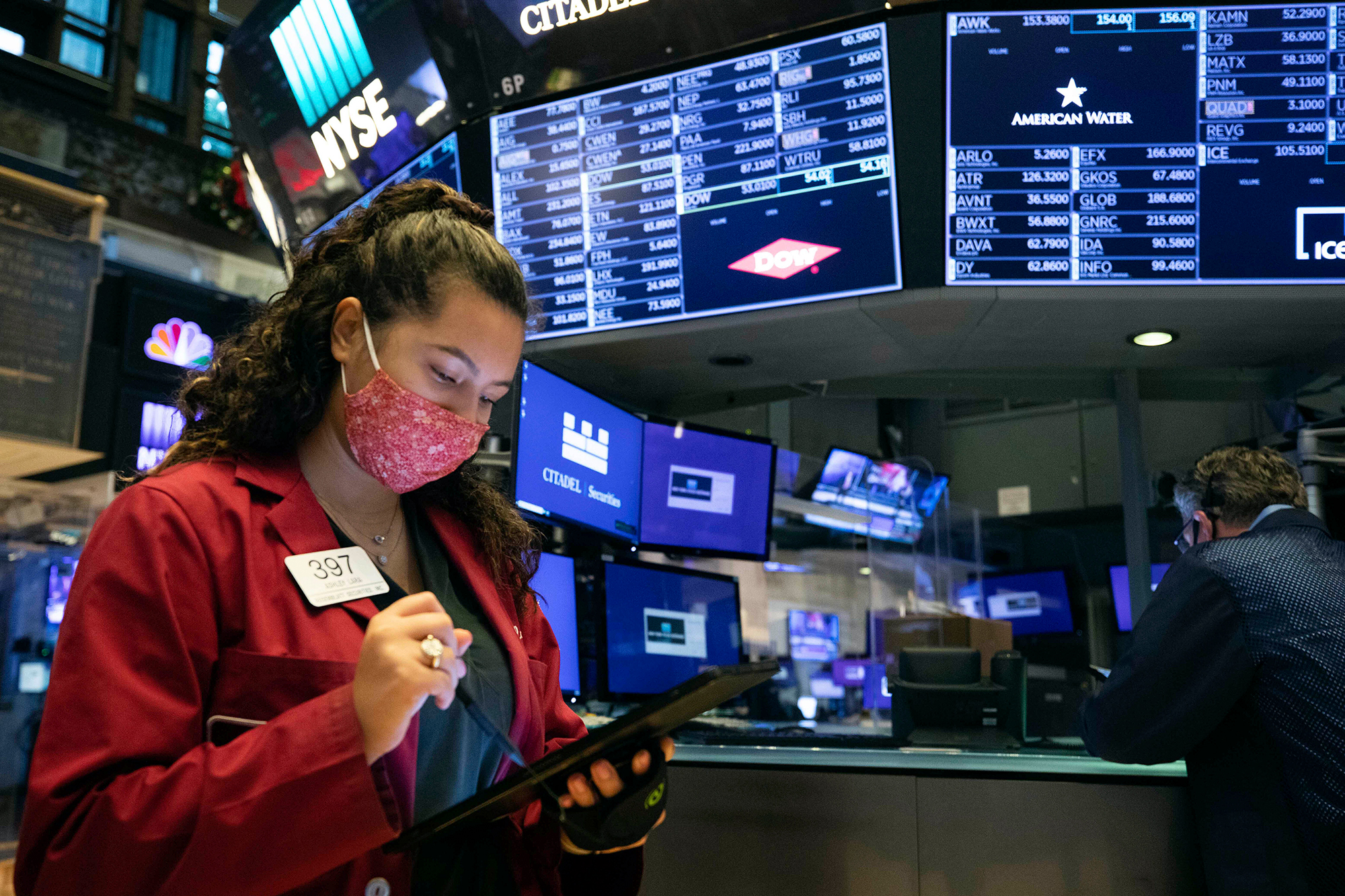 Big Tech's stock market reign may finally be about to end