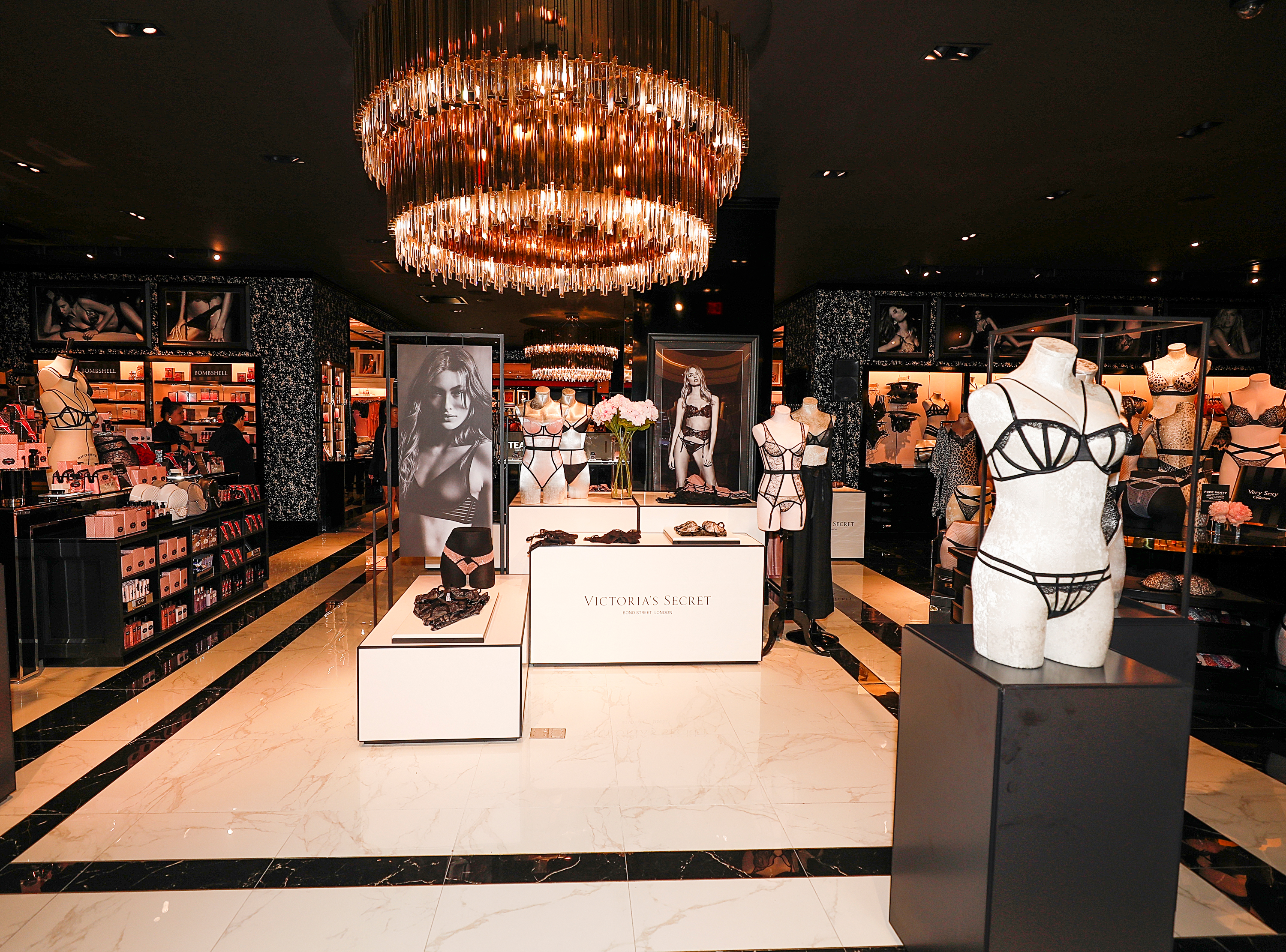 Victoria's Secret's 'sexy for all' strategy boosts sales and shares
