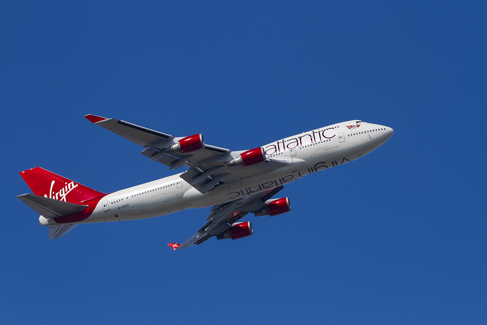Virgin Atlantic files for bankruptcy in the US to secure its rescue deal