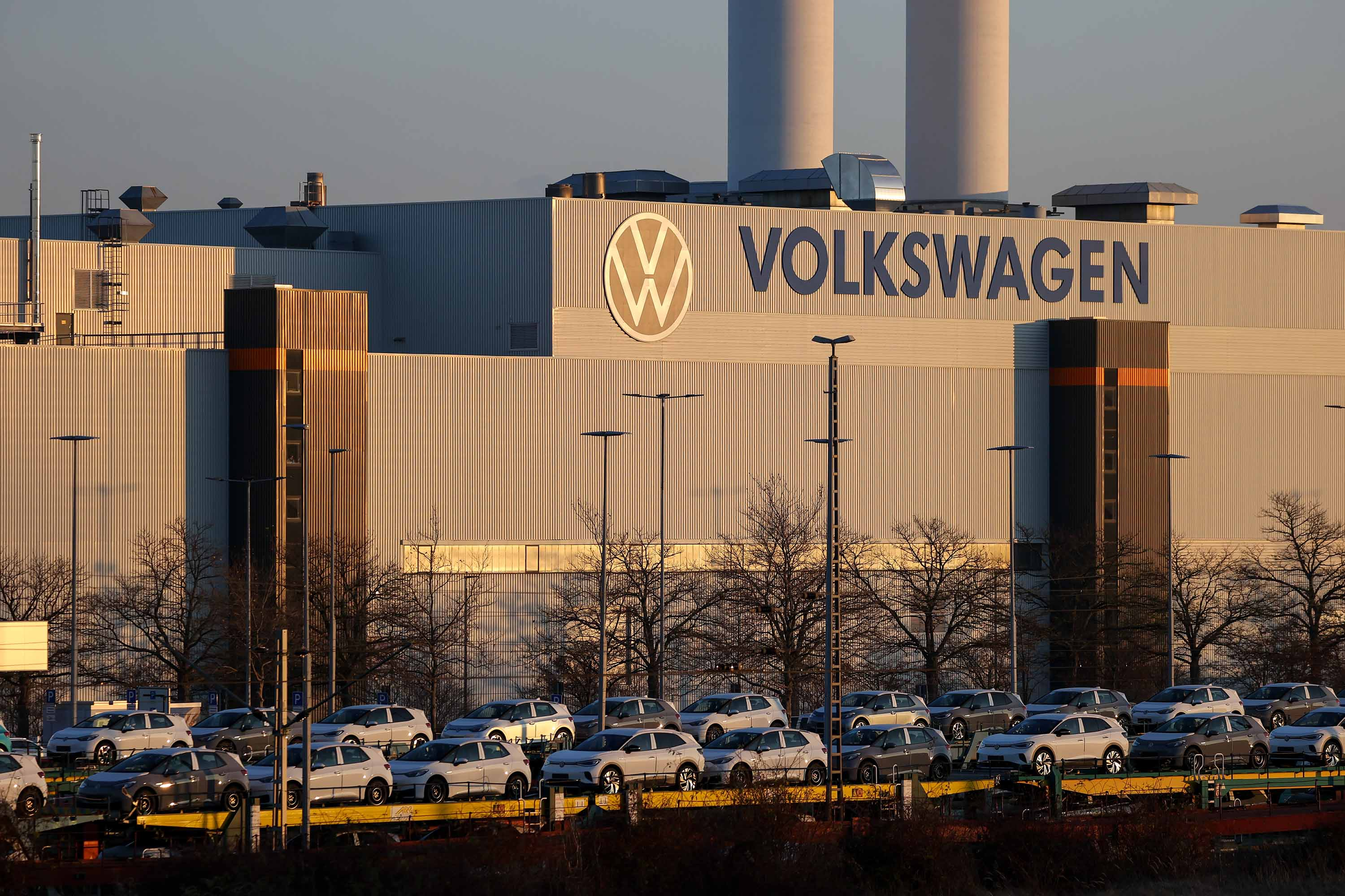 Volkswagen and Audi are starting to challenge Tesla