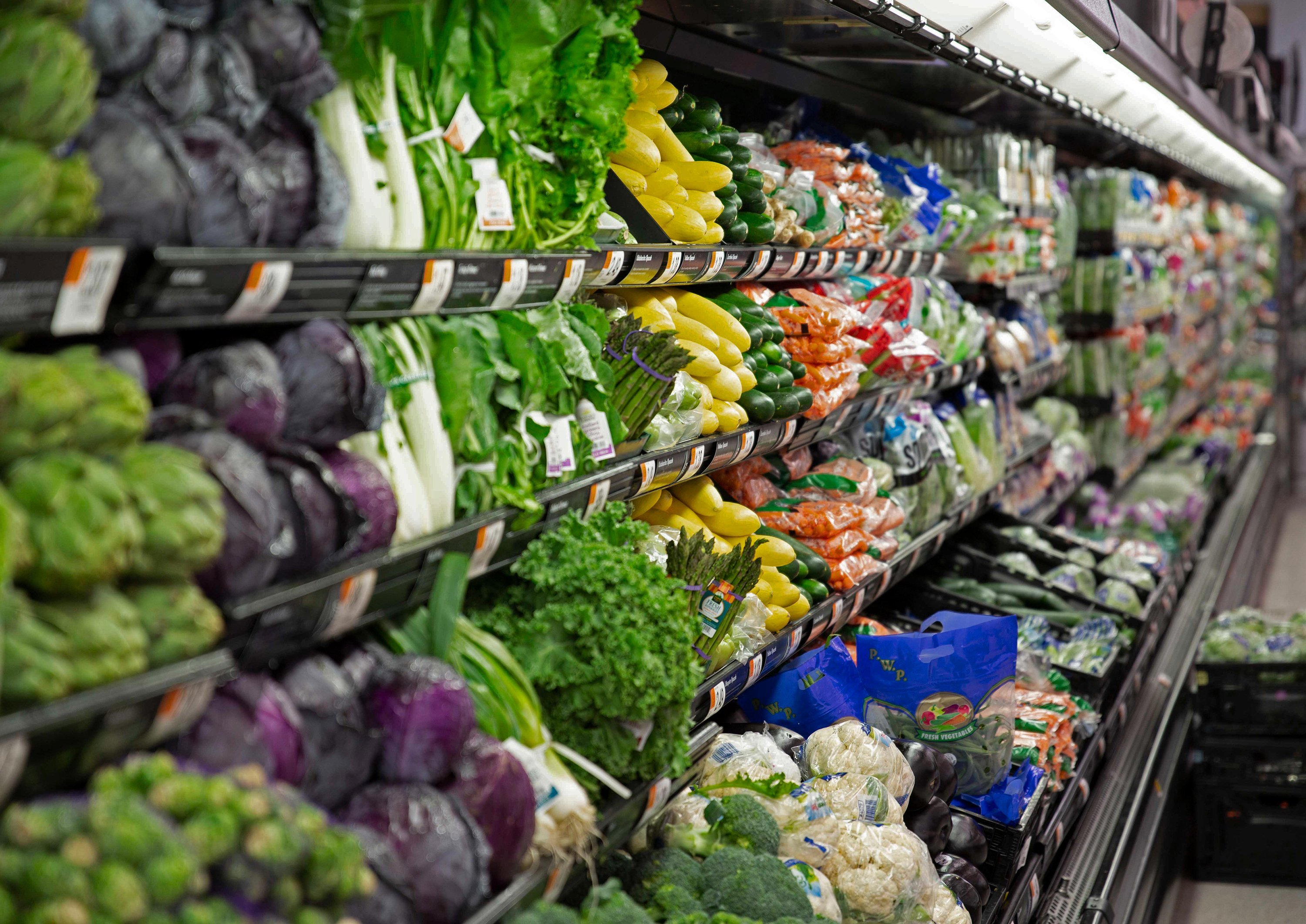 America's largest grocer is revamping its produce section