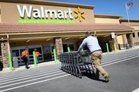 Why Walmart is seeing increased sales for tops, but not bottoms during the coronavirus crisis