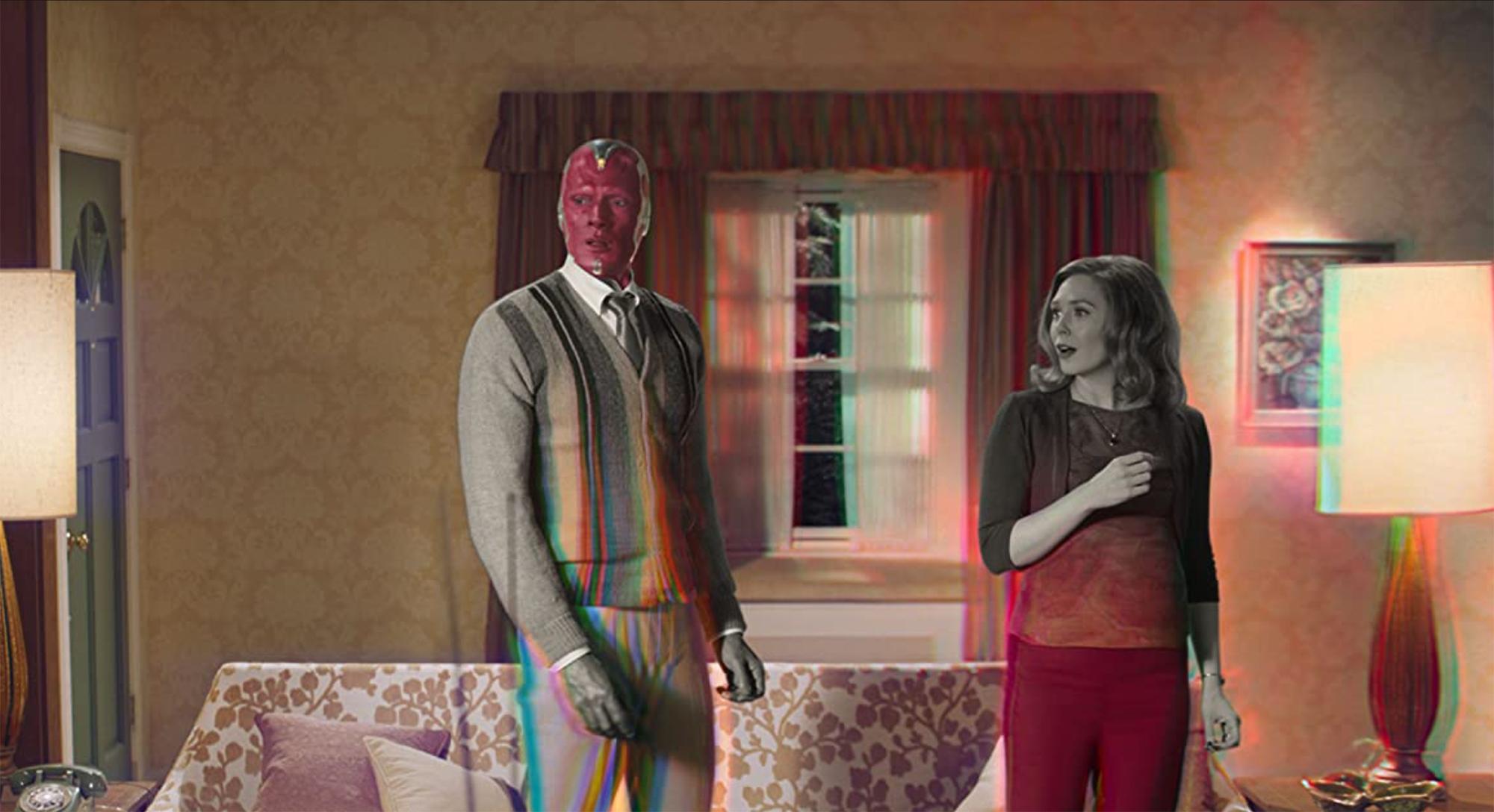 Marvel's 'WandaVision' looks to make Disney+ even mightier