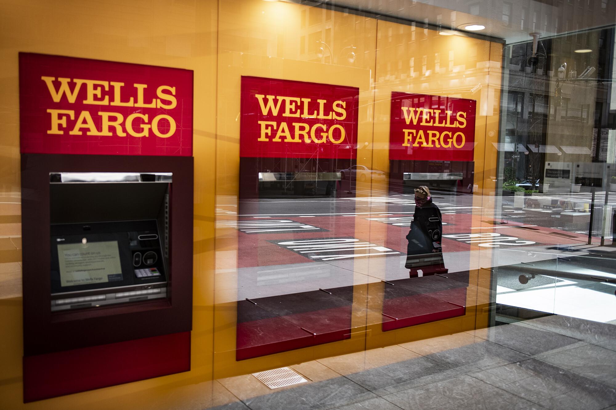 American regulators to Wells Fargo: This is unacceptable