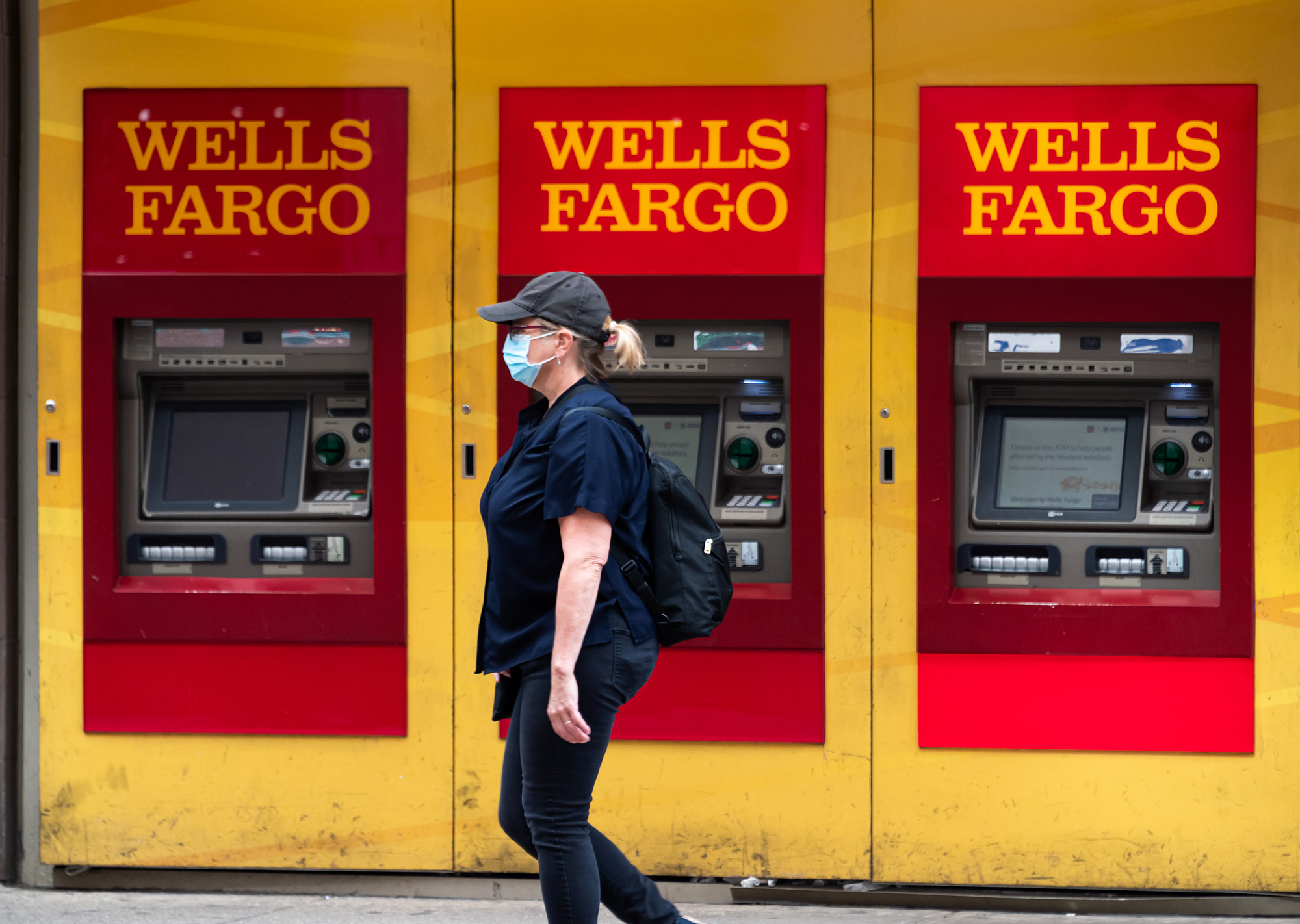 Exclusive: Wells Fargo is joining the green wave sweeping finance
