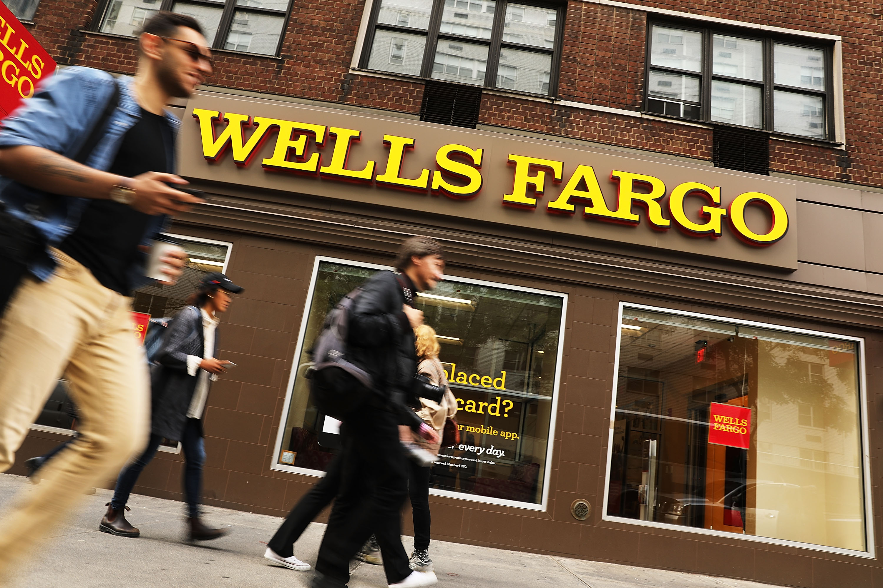 US government fines Wells Fargo $3 billion for its 'staggering' fake-accounts scandal