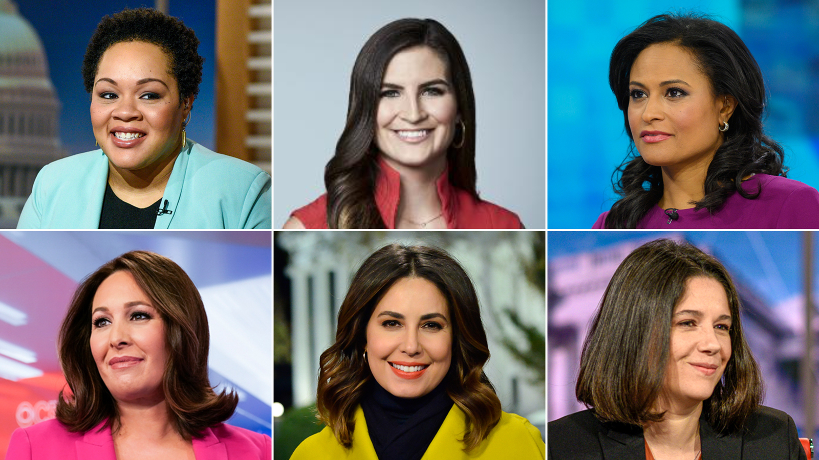 Major news outlets name women to lead coverage of the Biden White House