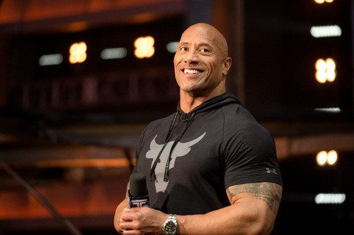Image for Dwayne 'The Rock' Johnson is part of the team buying XFL for $15 million