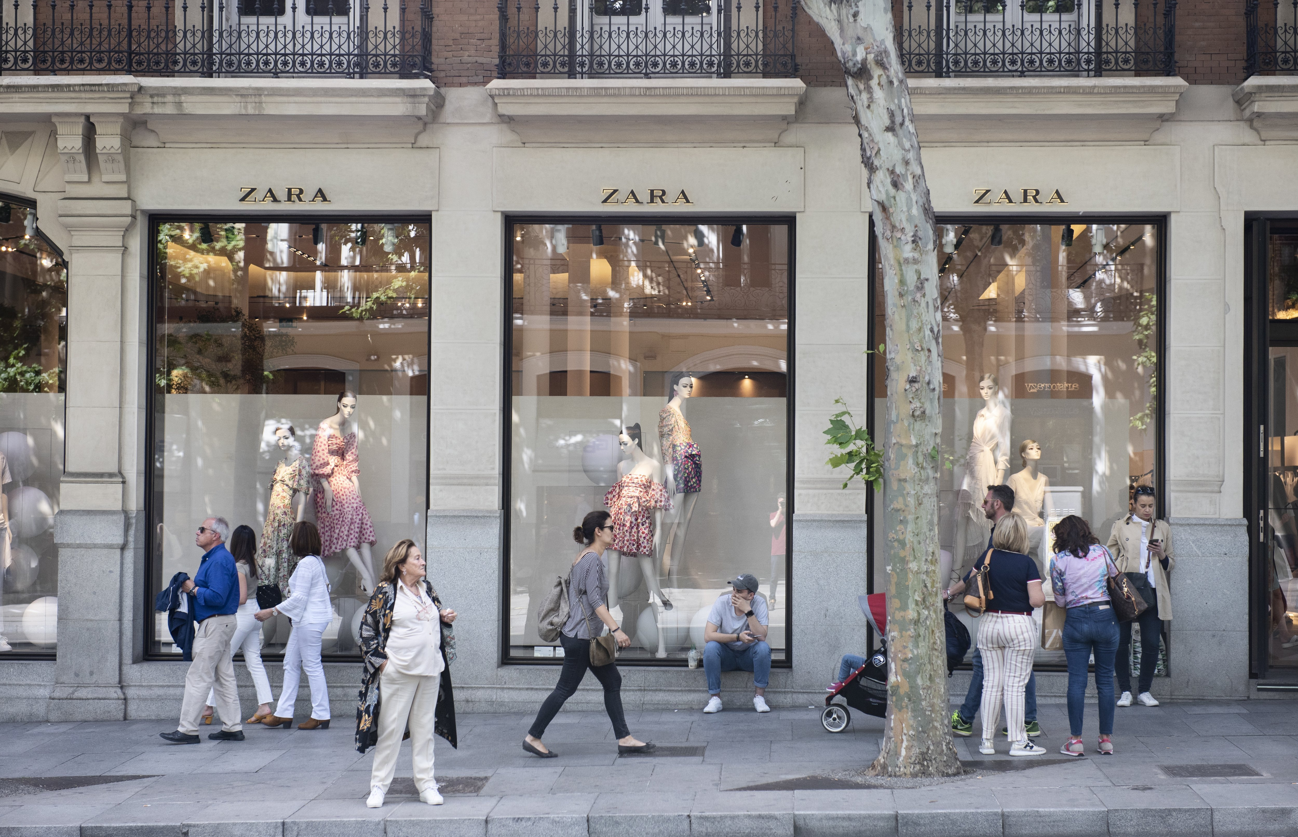 Zara wants all its clothes to be made from sustainable fabrics by 2025