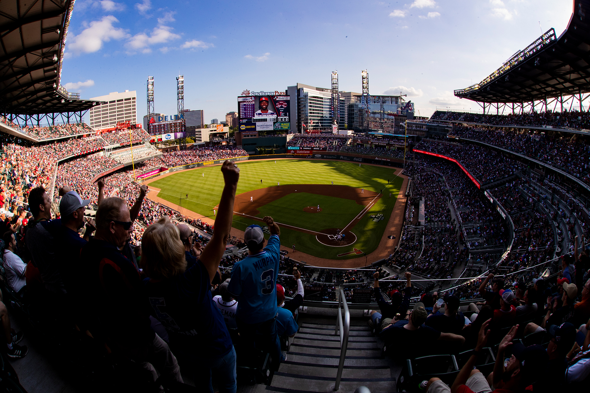 Get ready, Braves fans: Atlanta stadium will be renamed after Truist