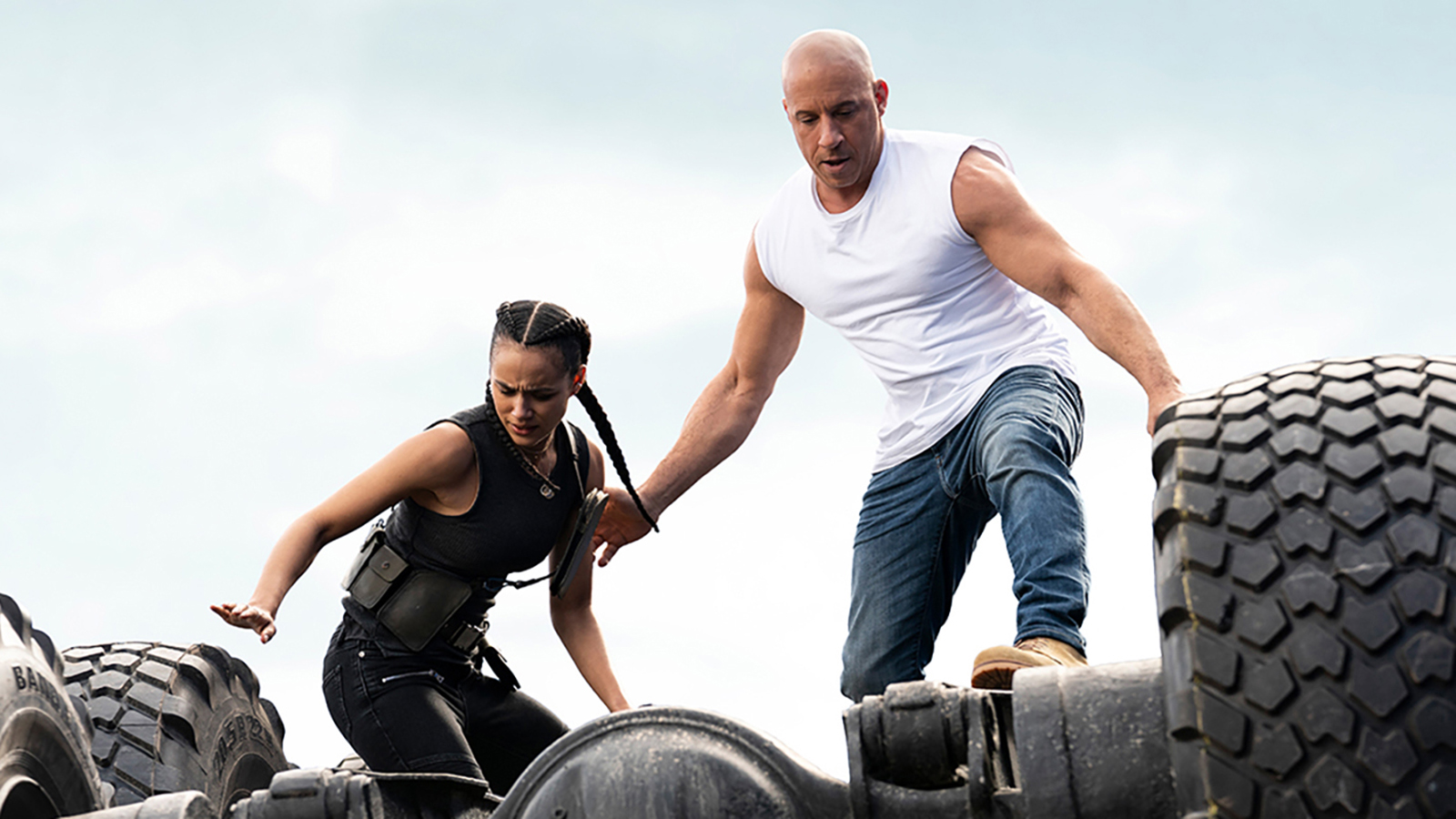 The latest Fast and Furious film has been delayed again. But there's some good news