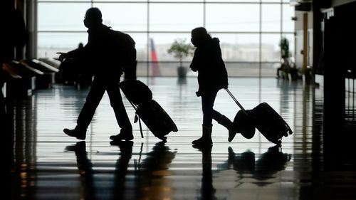 Image for Air travel is finally higher than a year ago — but it's still far below normal