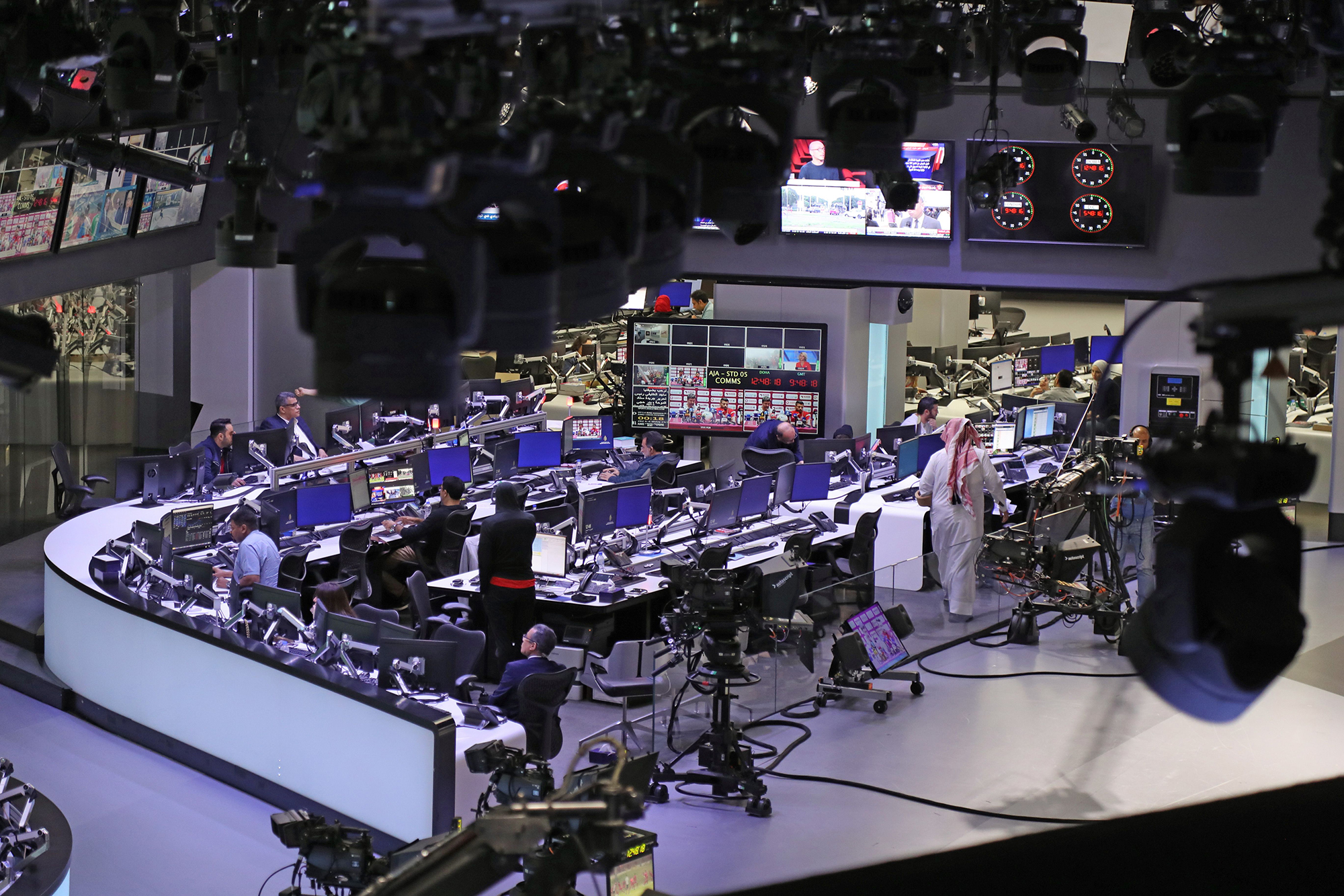 DOJ orders Al Jazeera platform to register as foreign agent