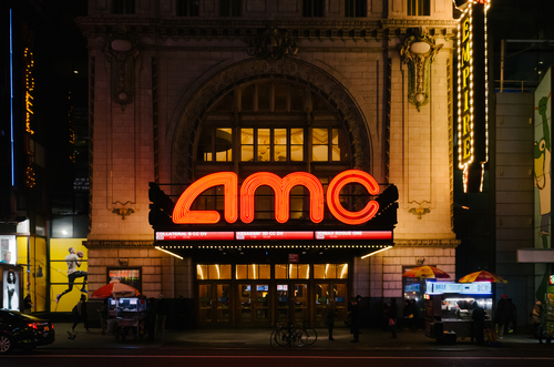 Image for AMC Theatres reverses course and will require customers to wear masks