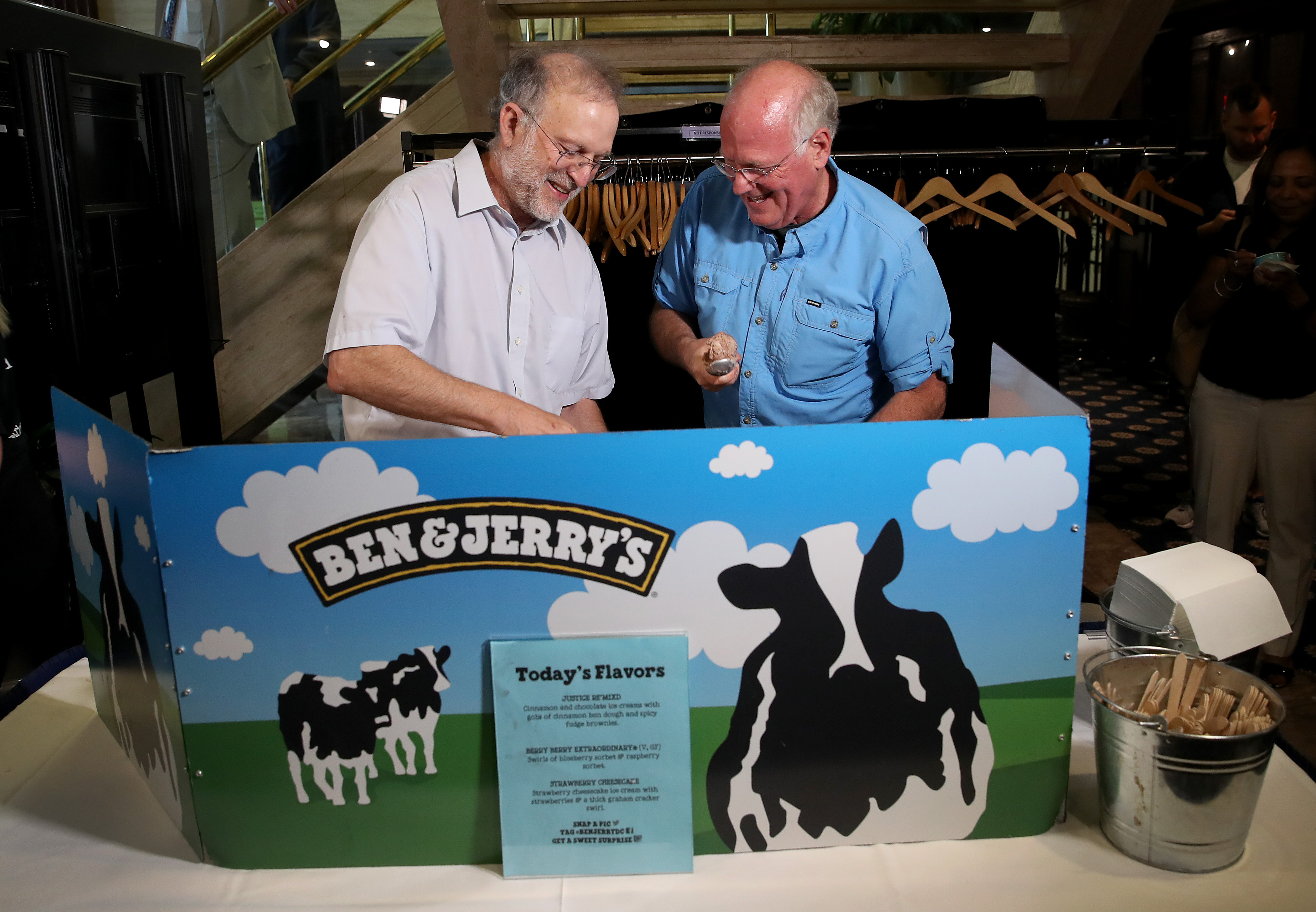 Ben & Jerry's wants to make it easier to sue cops who abuse their authority