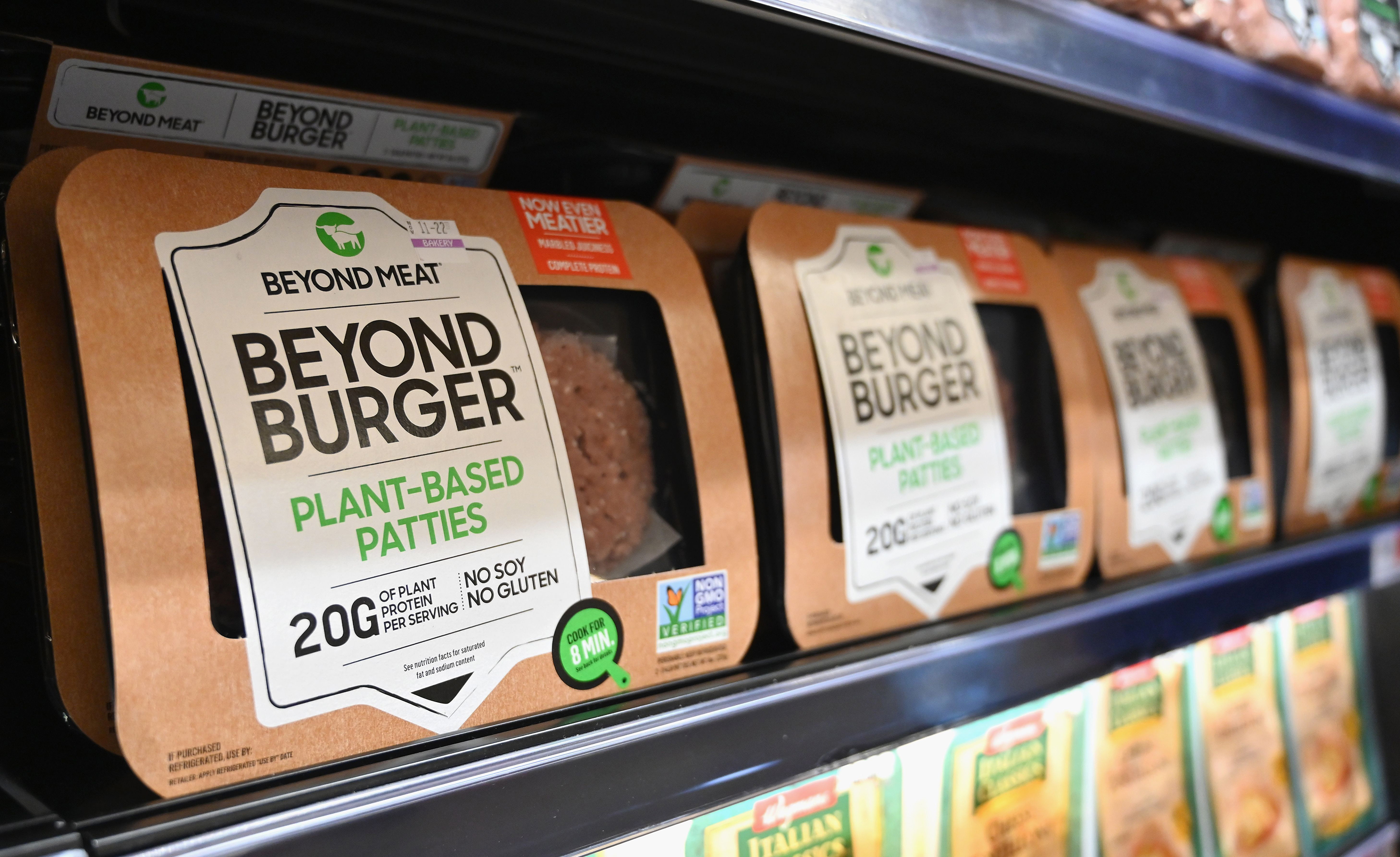 Beyond Meat strikes partnerships with McDonald's and Yum Brands