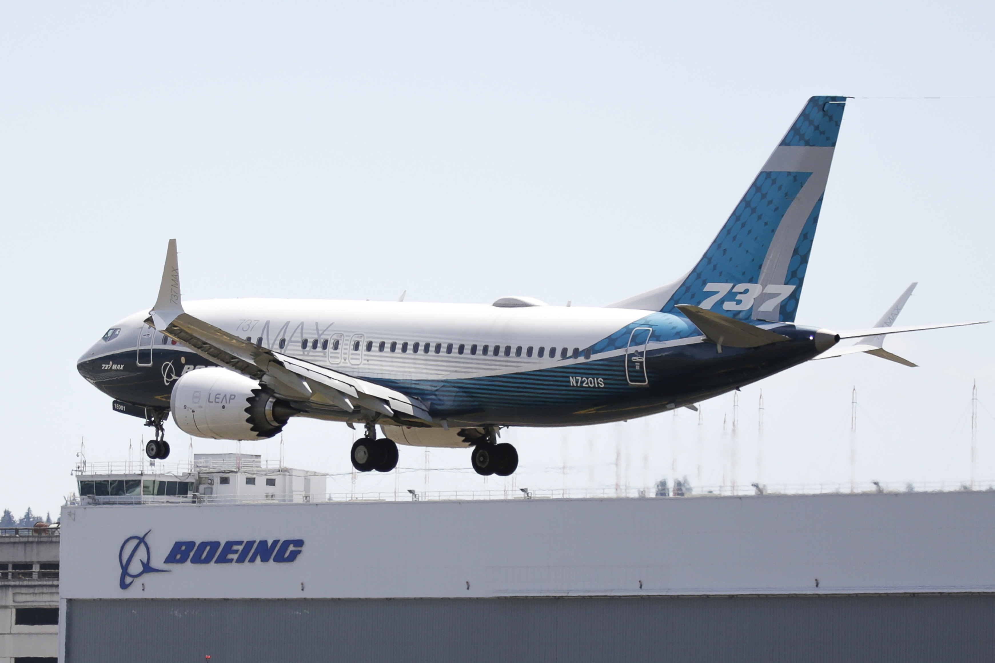 Boeing got hit with a new wave of canceled plane orders