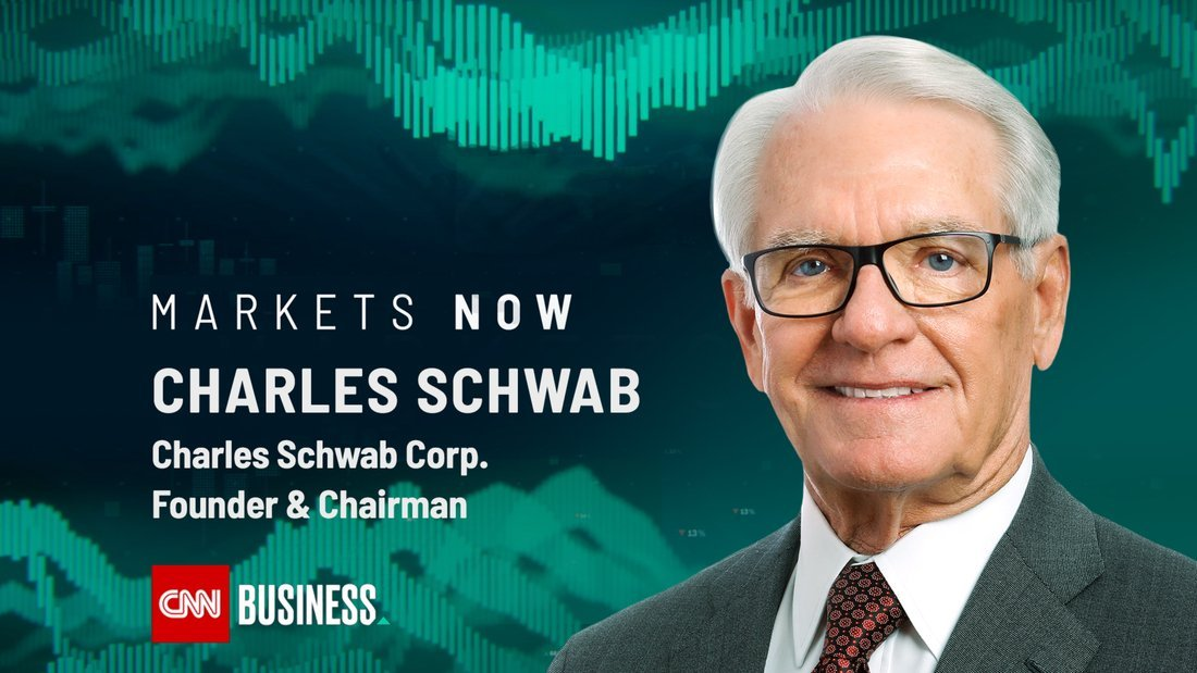 Charles Schwab talks about the zero-commission brokerage wars