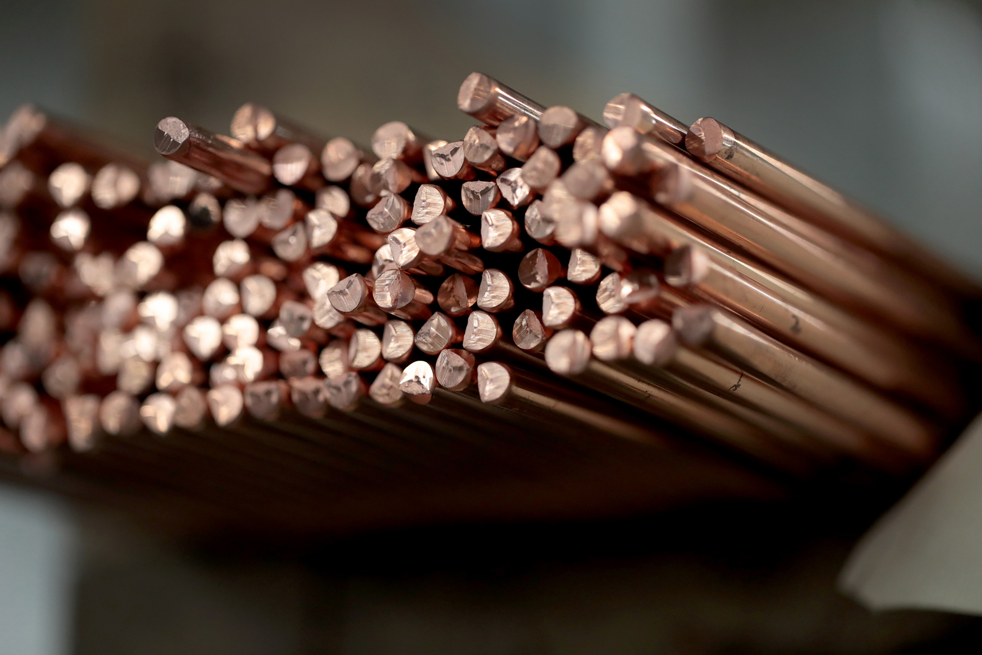 Copper prices are soaring. Here's why that's good news for the recovery