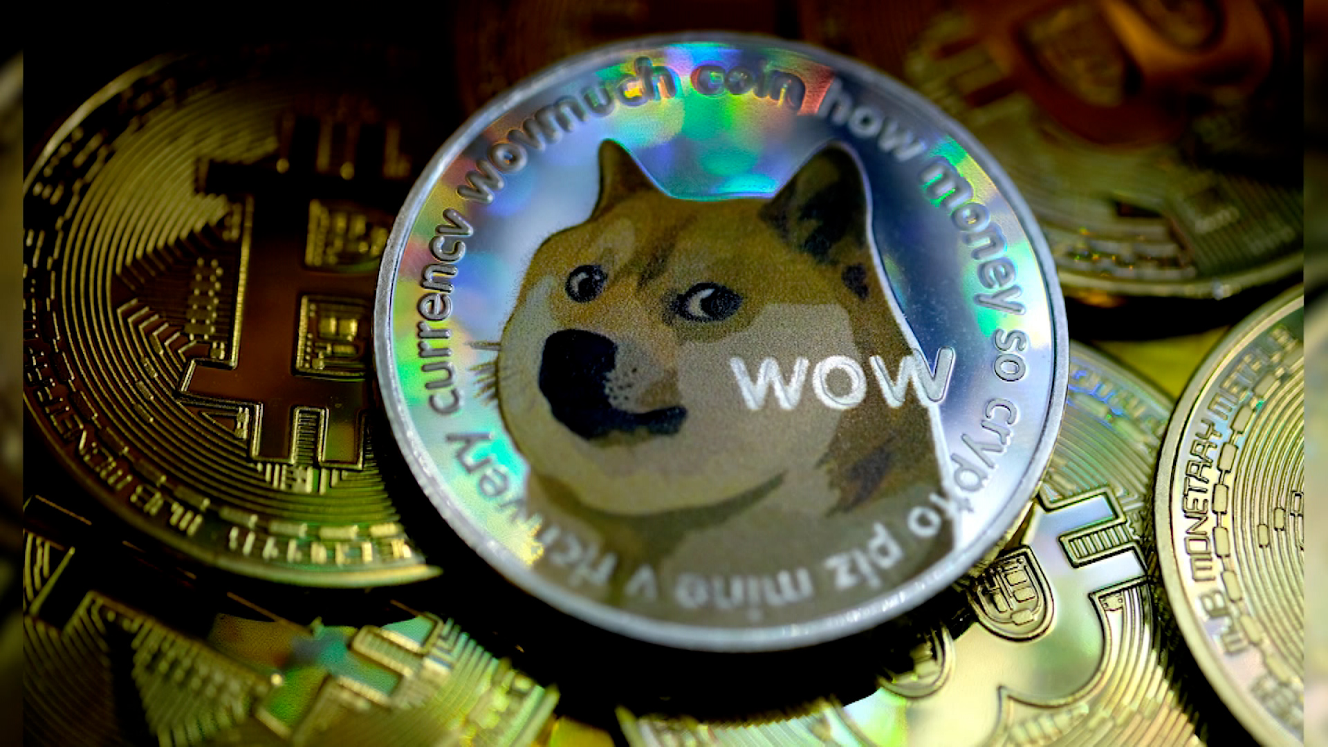 Dogecoin tumbles after Elon Musk jokes about it on 'SNL'
