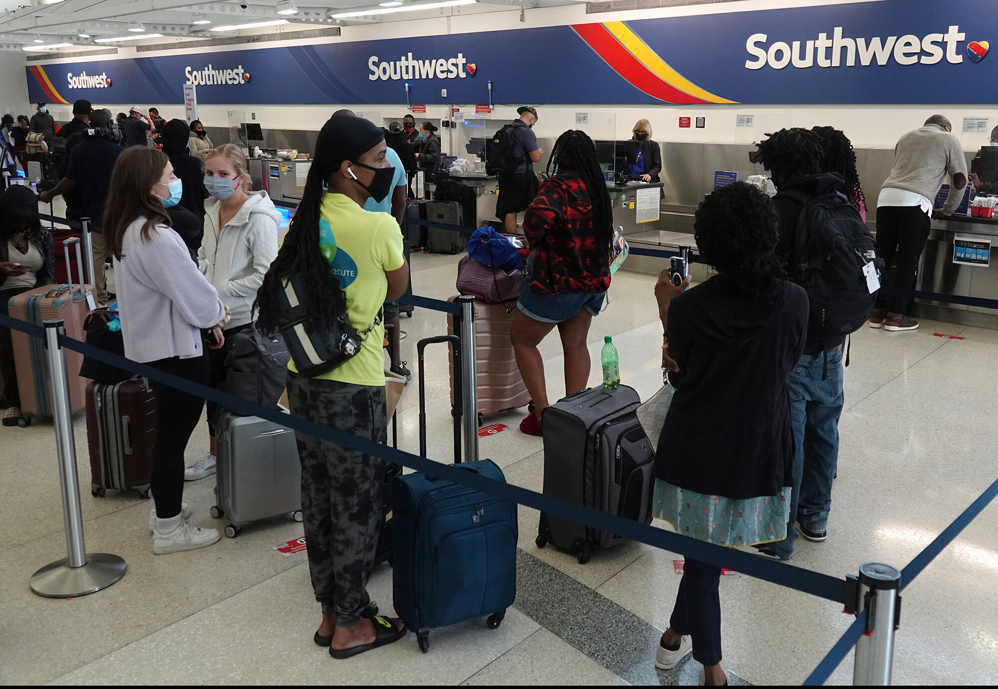 With airline staff at a breaking point, passengers can expect more headaches to come