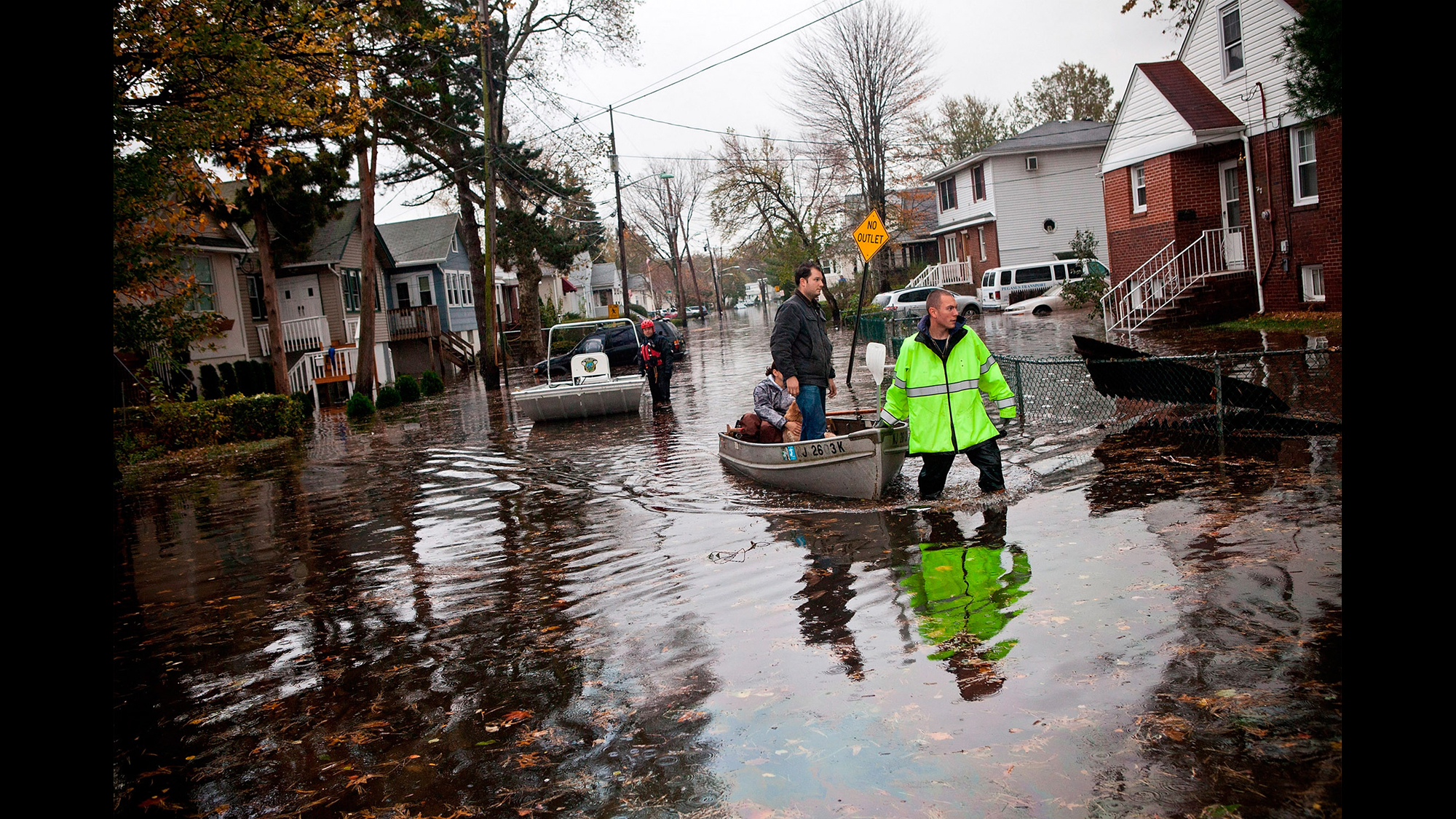 Flood risk is growing for US homeowners due to climate change. Current insurance rates greatly underestimate the threat, a new report finds
