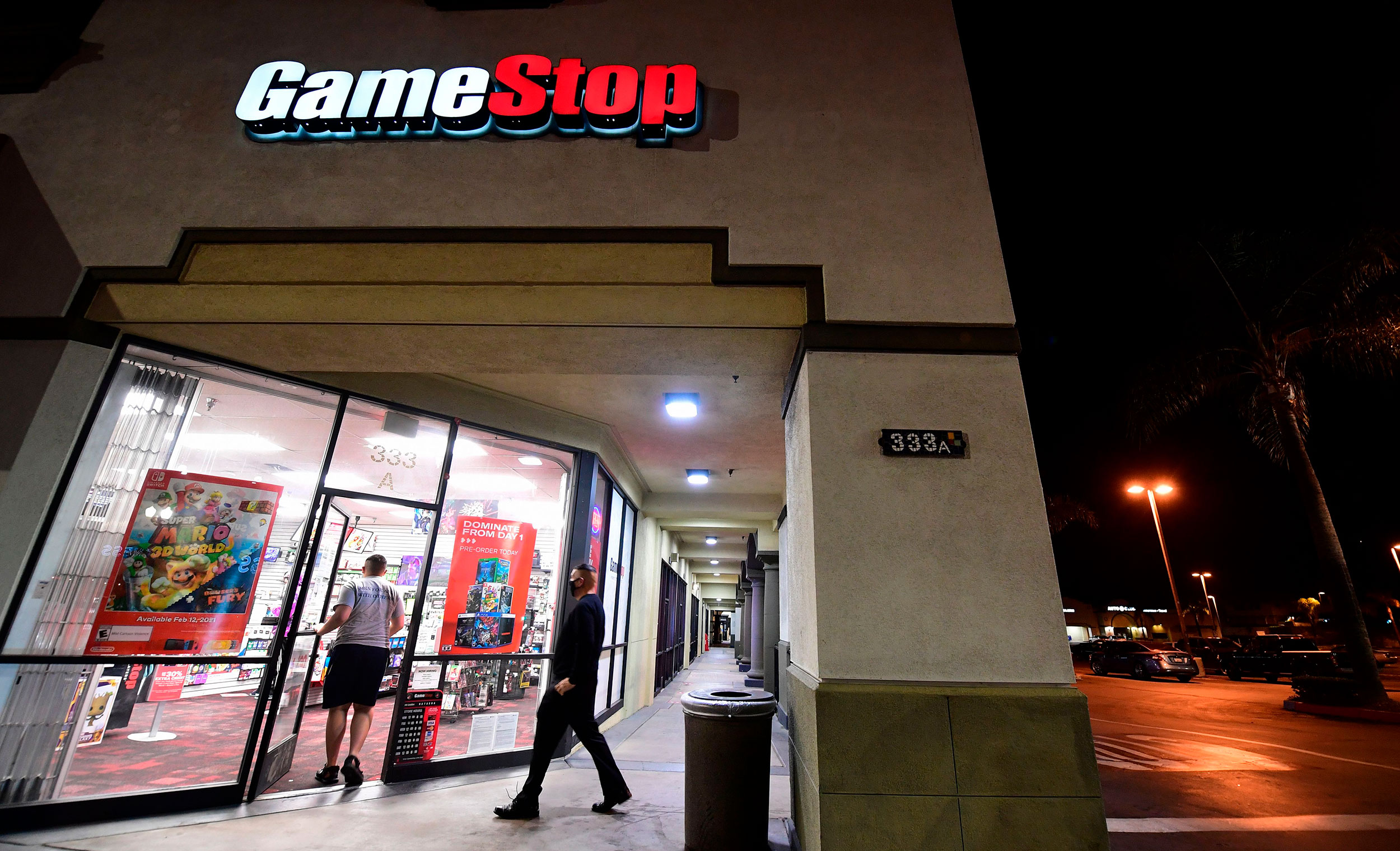 Where does the GameStop mania end?