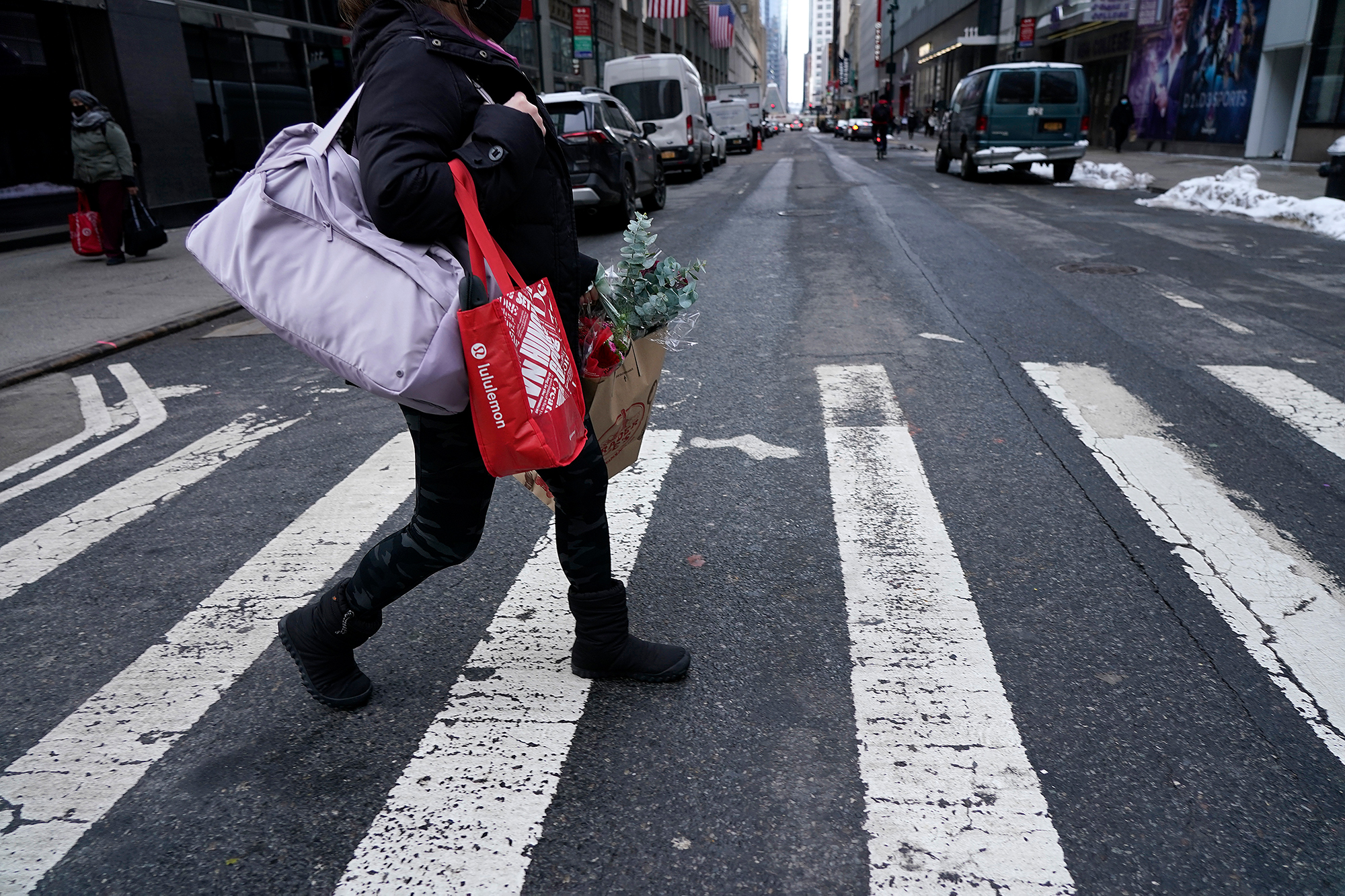 American consumer spending jumped in January thanks to stimulus checks